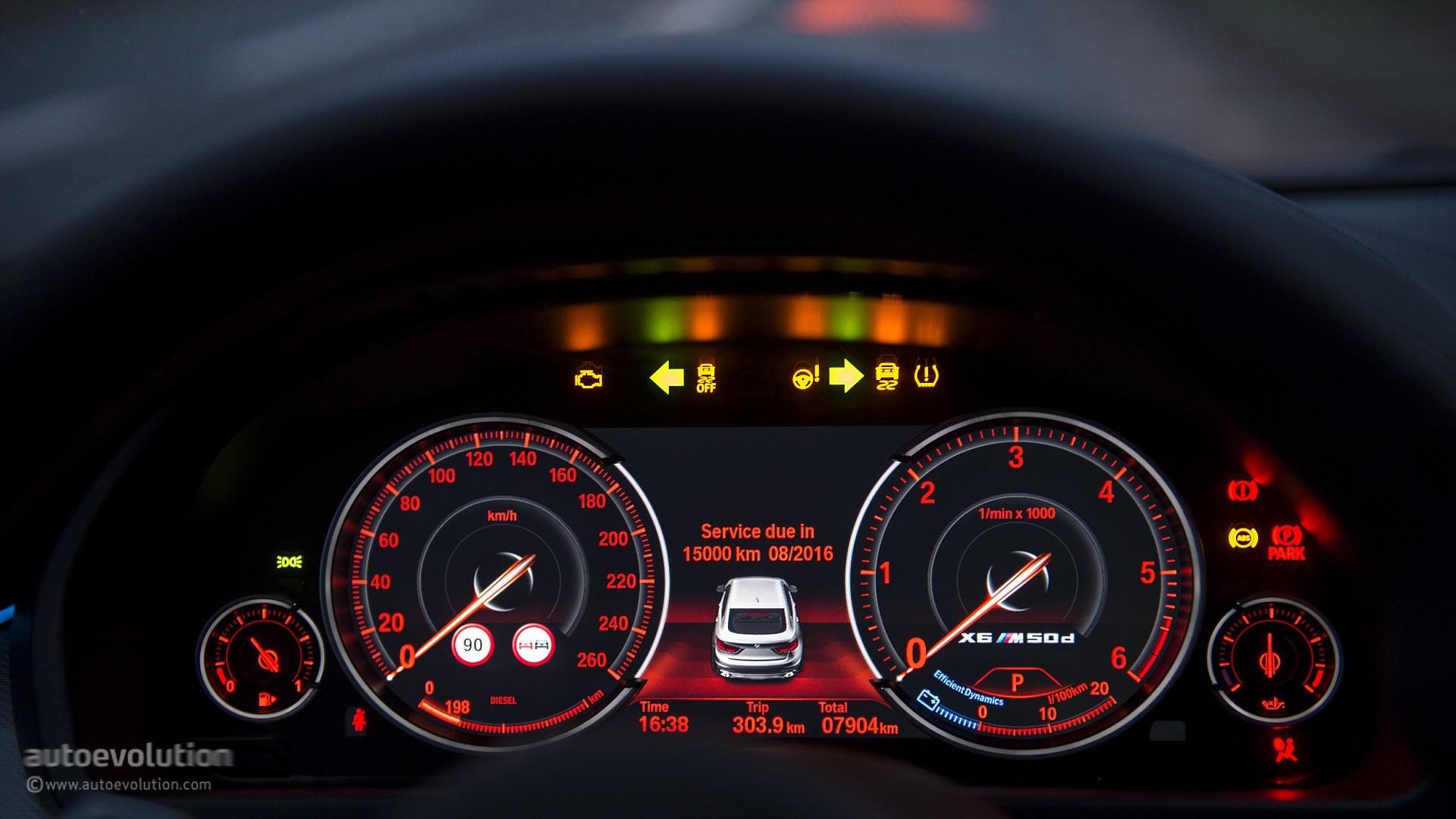 2015 BMW X6 Review - autoevolution