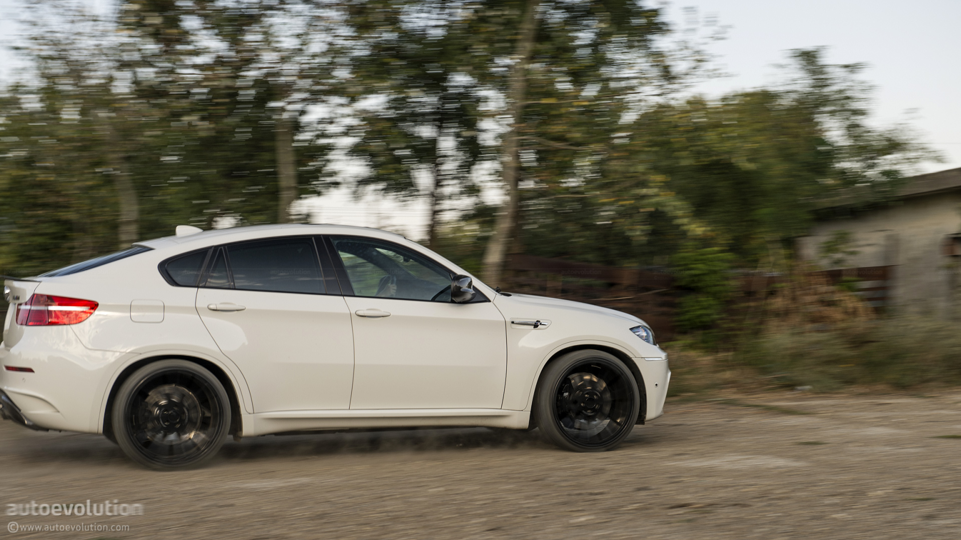 Bmw X6 M Review Autoevolution