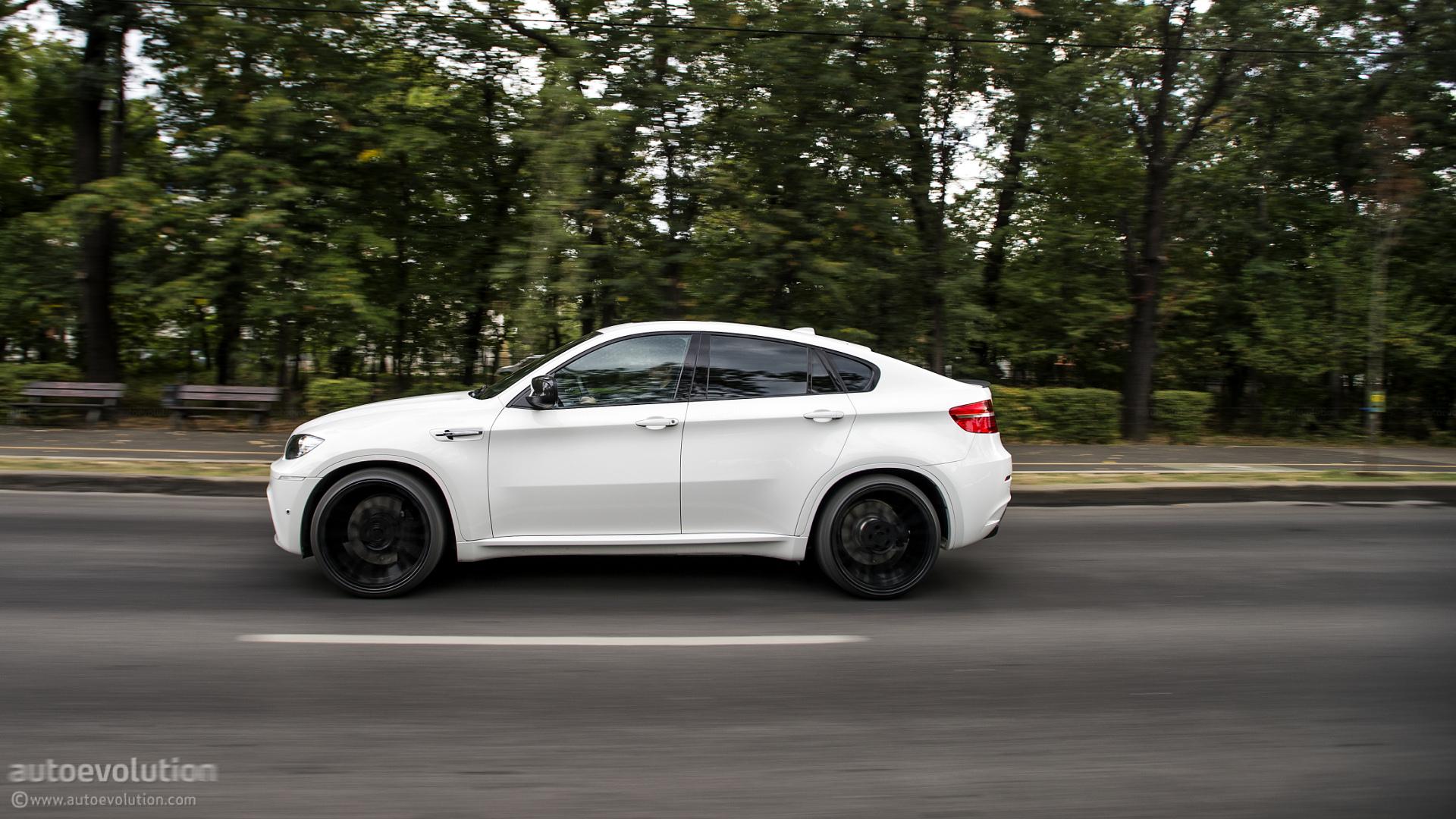 Bmw X6 M Review Autoevolution