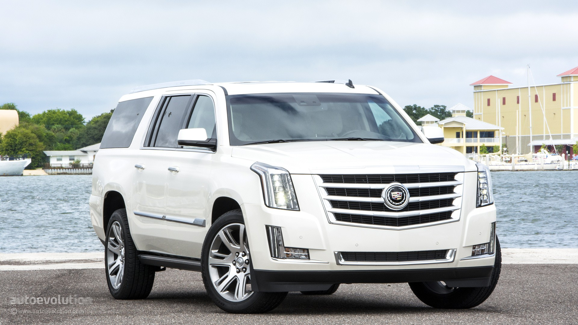 2015 Cadillac Escalade Review - autoevolution