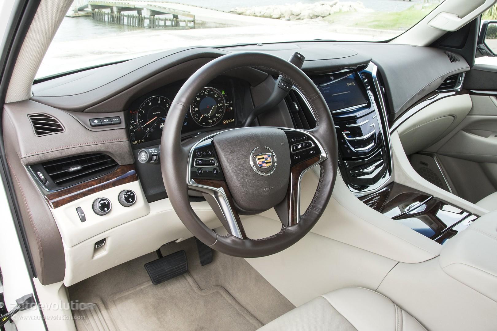 2015 Cadillac Escalade Review Autoevolution