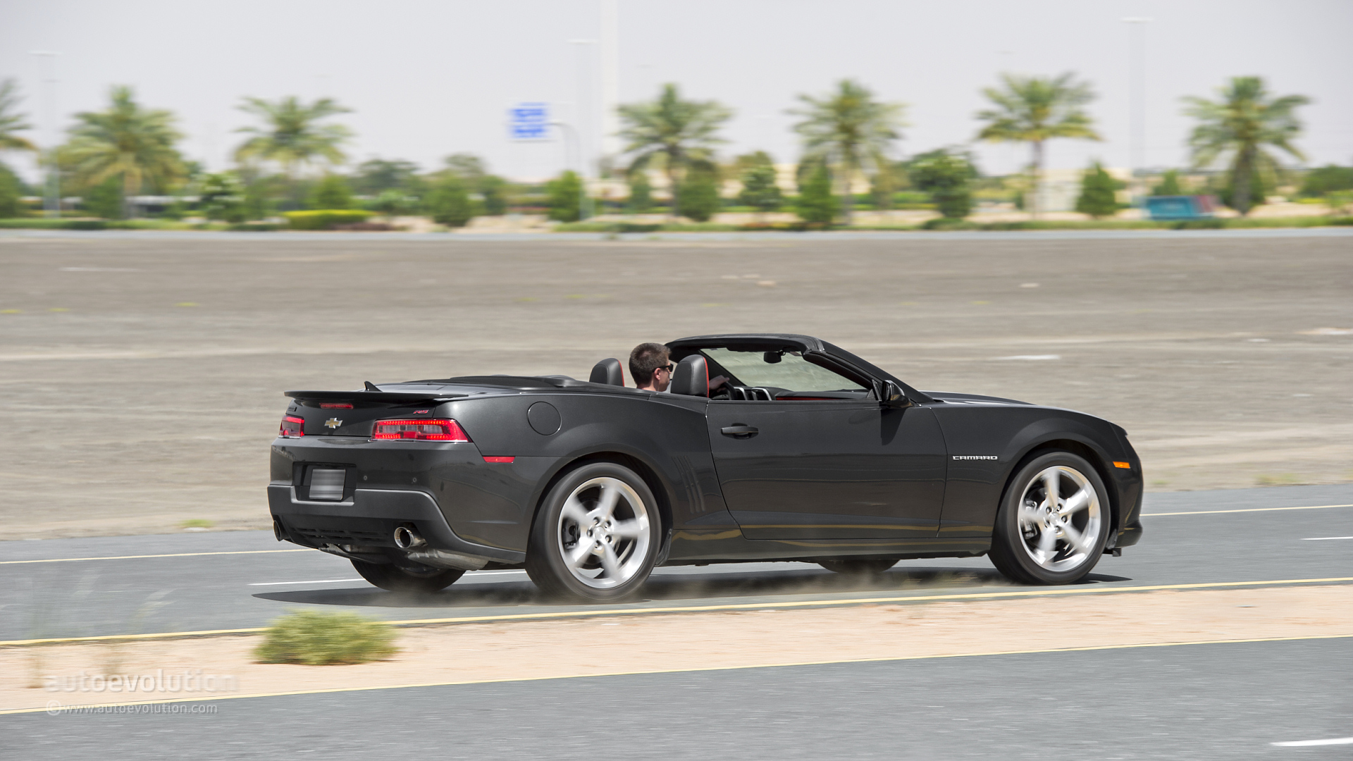 2014 Chevrolet Camaro Rs Convertible Review Autoevolution