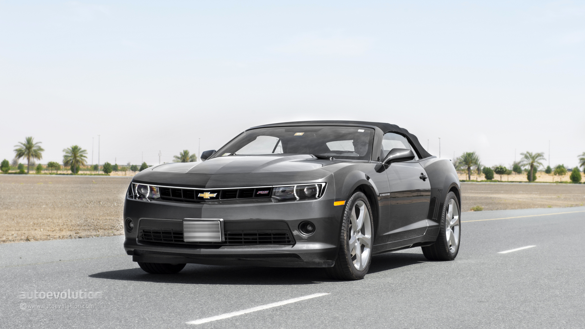 New And Used Tires Near Me >> 2014 CHEVROLET Camaro RS Convertible Review - autoevolution