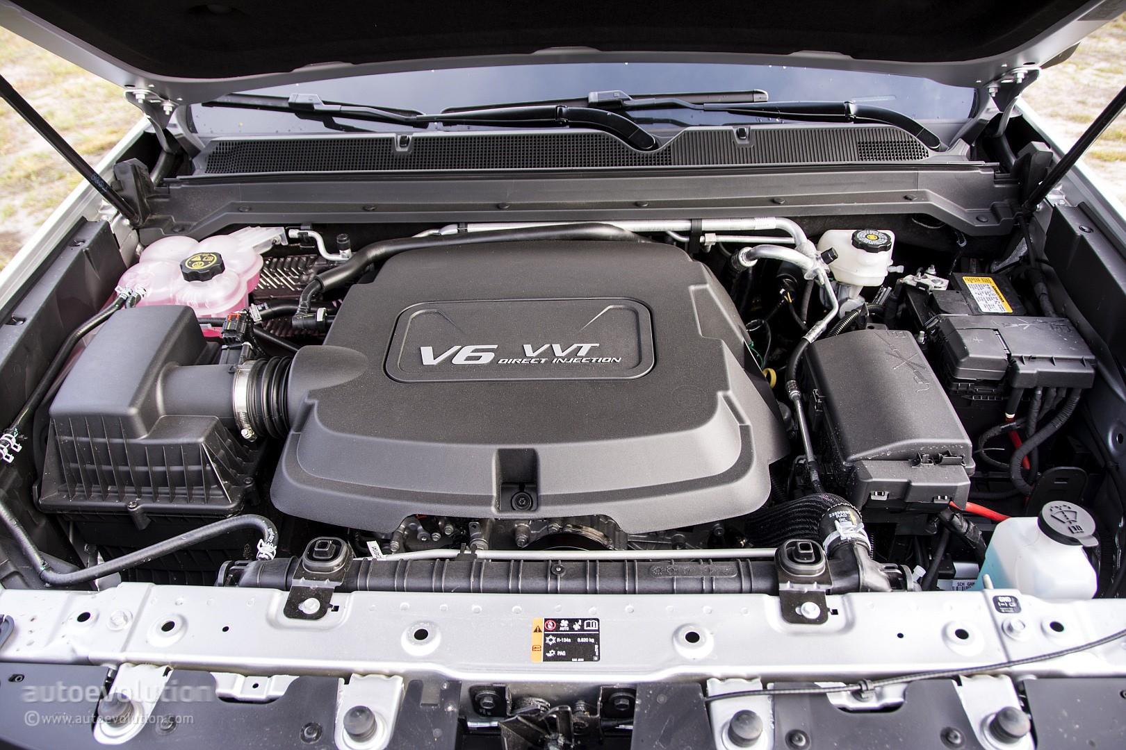 2015 Chevrolet Colorado Review Autoevolution 2005 Chevy Engine Diagram