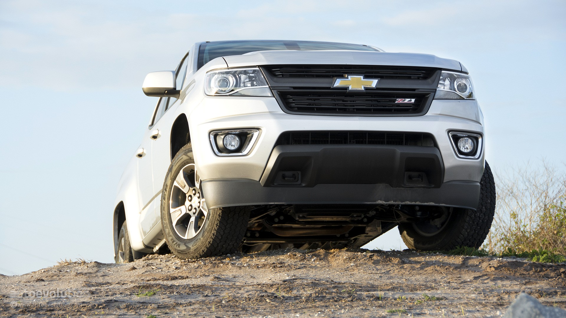 Elegant 2015 Chevrolet Colorado Review  Autoevolution