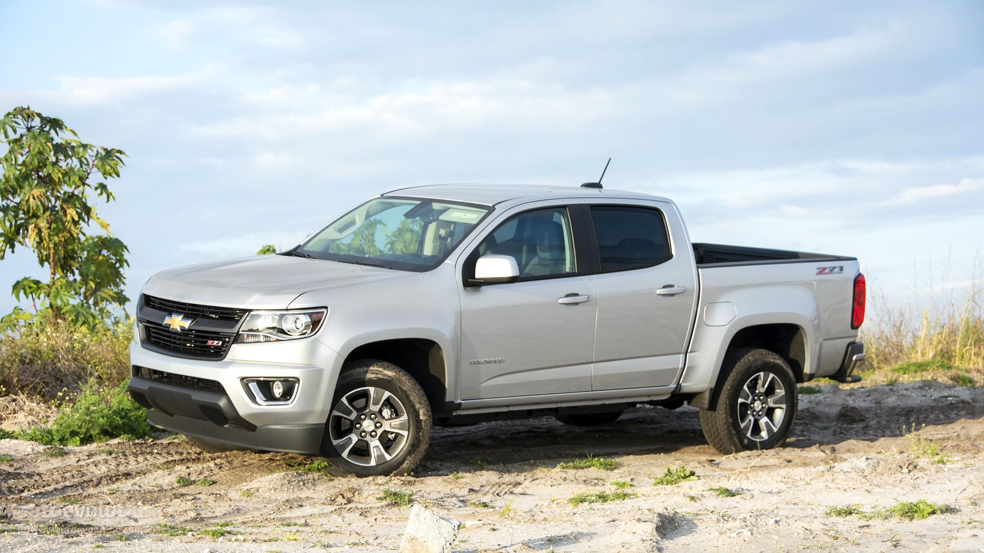 2016 Colorado Diesel 4×4