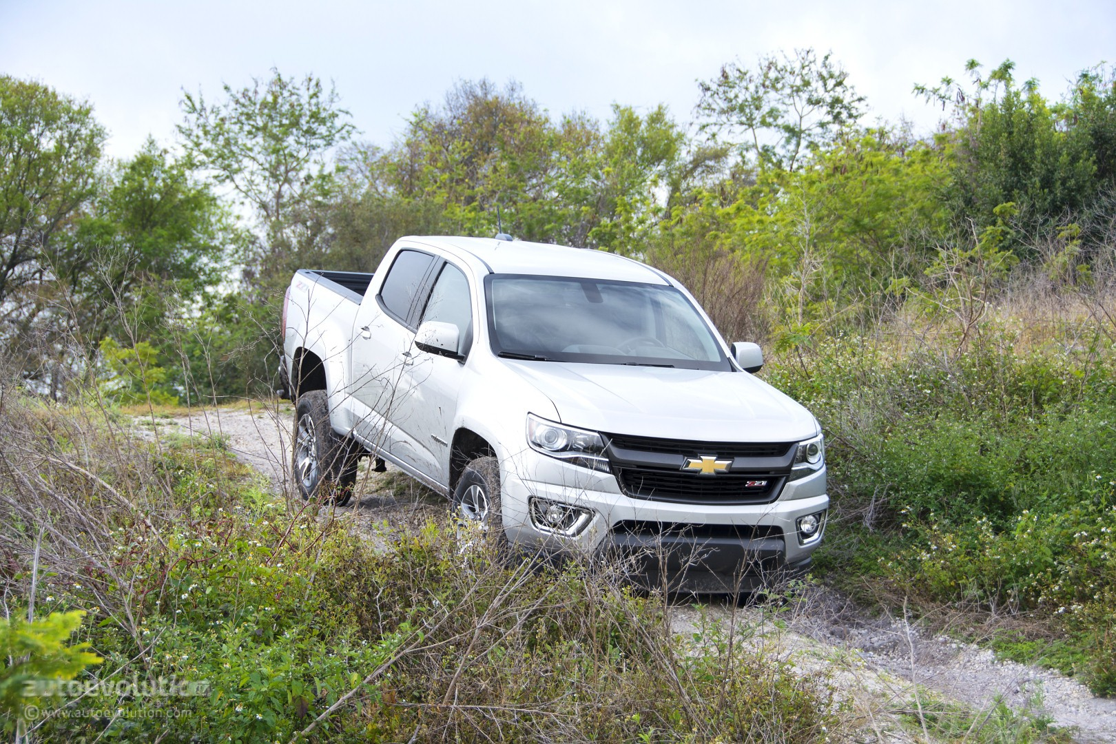 Cool 2015 Chevrolet Colorado Review  Autoevolution