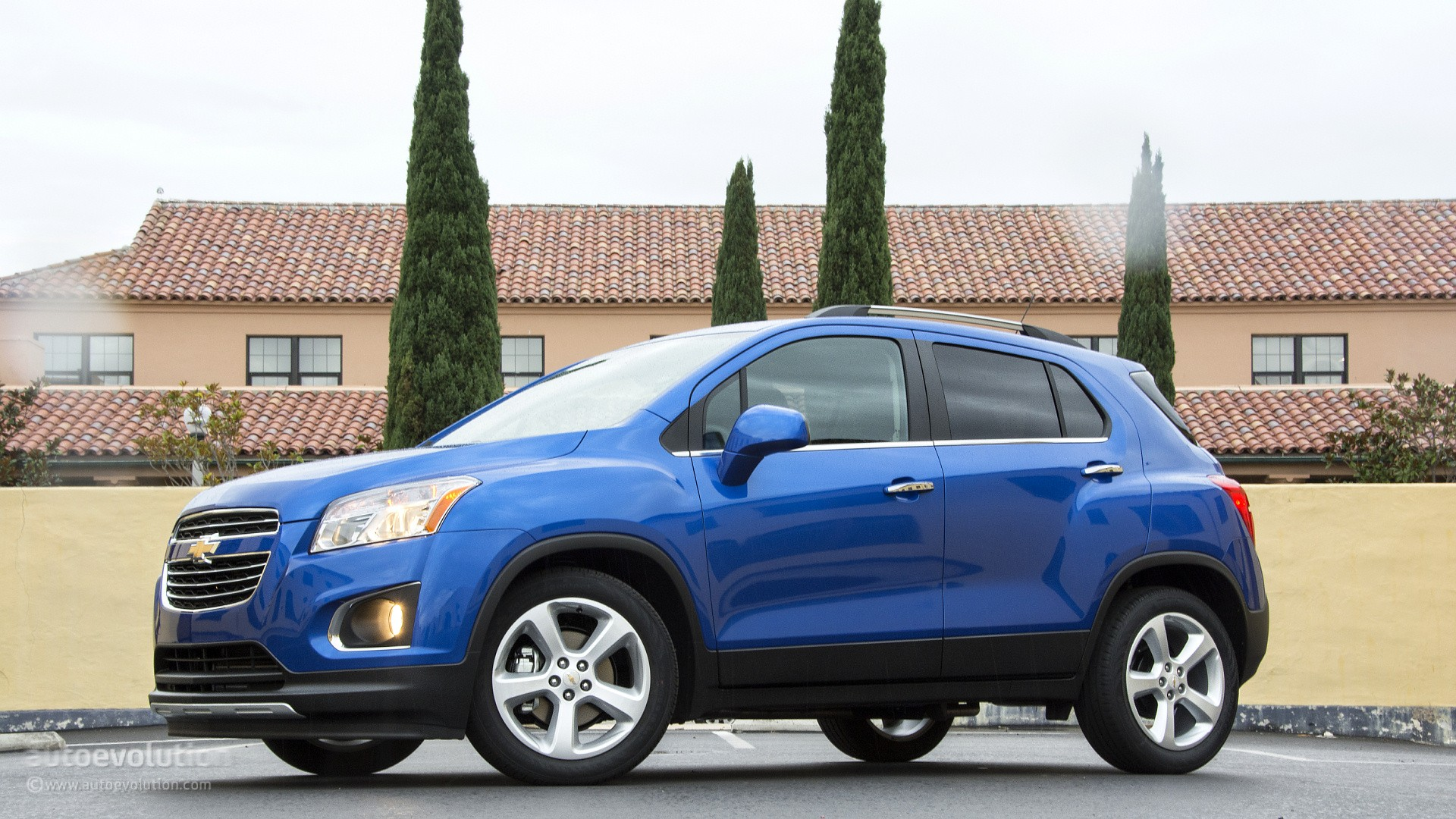2015 Chevrolet Trax Review - autoevolution
