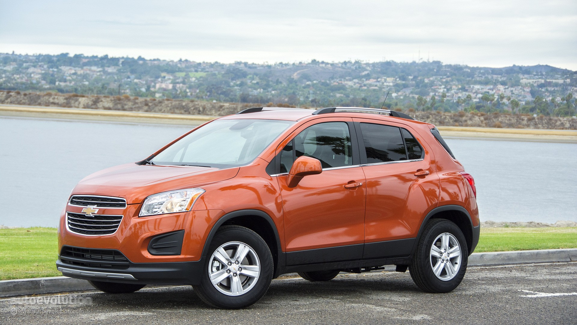 2015 Chevrolet Trax Review - autoevolution