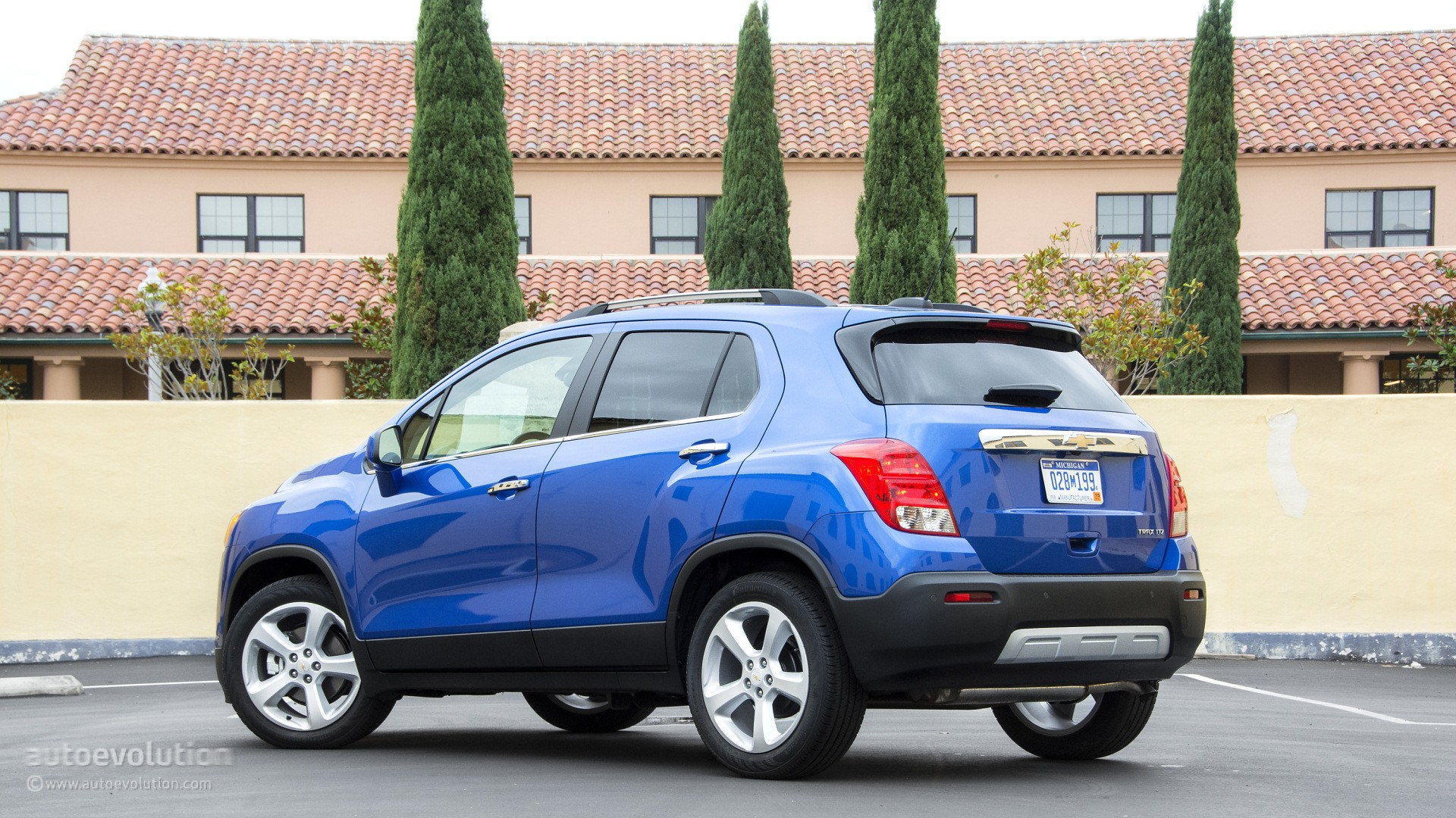 2015 Chevrolet Trax Review Autoevolution