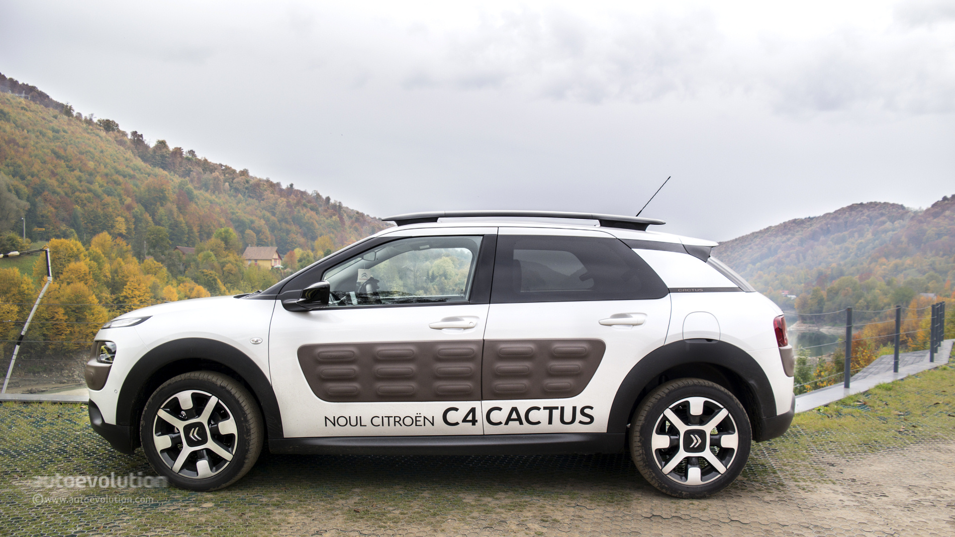 Citroen C4 Cactus Review Autoevolution