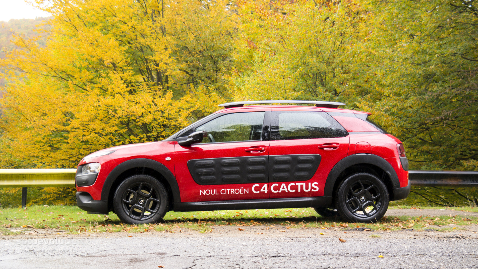 Citroen C4 Cactus Review 2014 on new bmw engines