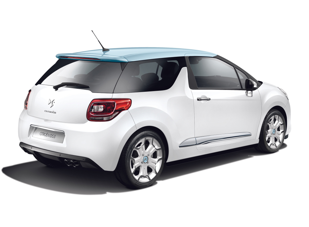 citroen ds3 review autoevolution. Black Bedroom Furniture Sets. Home Design Ideas