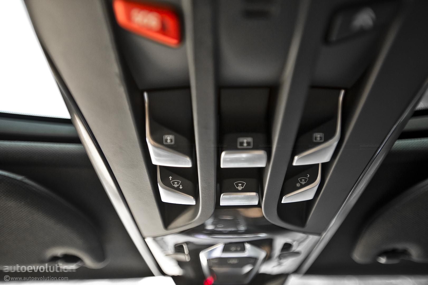 Citroen Ds5 Review Page 2 Autoevolution