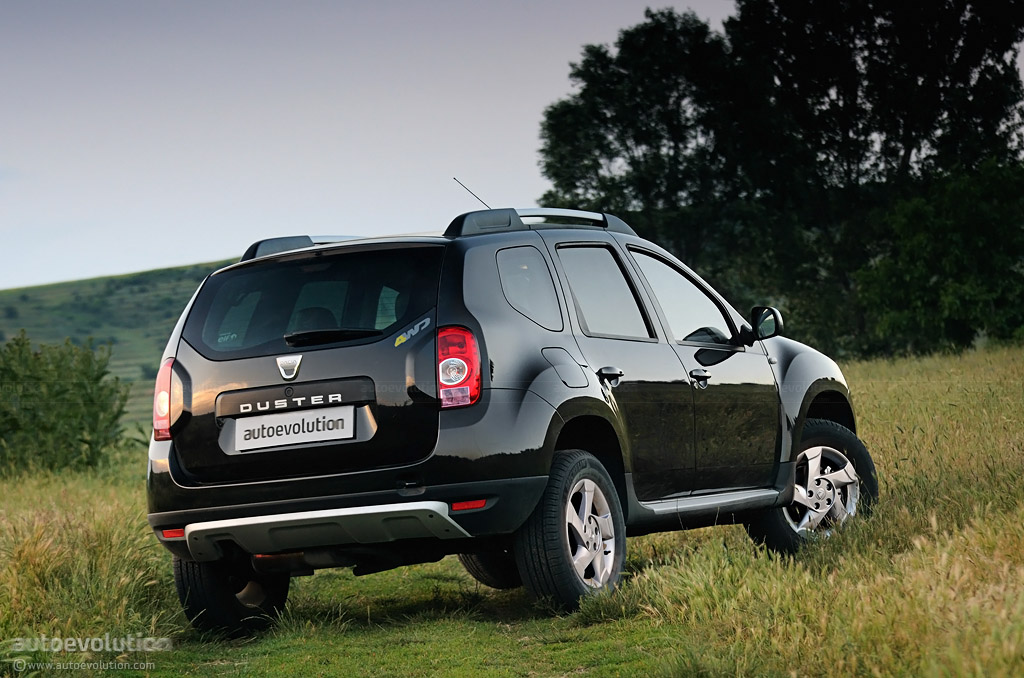 dacia duster review guest editor opinions autoevolution. Black Bedroom Furniture Sets. Home Design Ideas