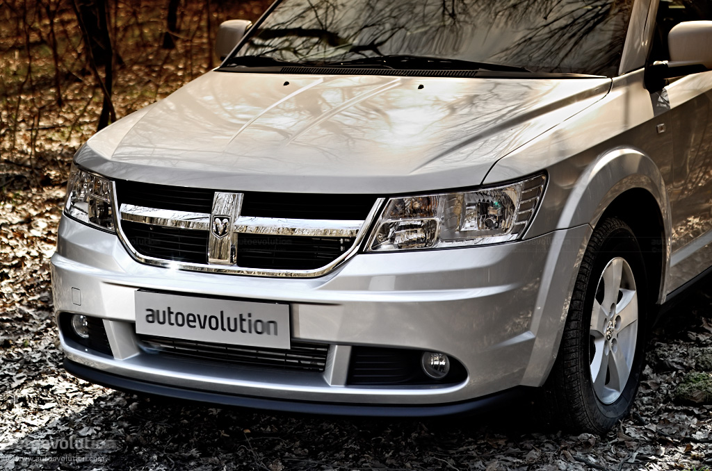 dodge journey review autoevolution. Black Bedroom Furniture Sets. Home Design Ideas