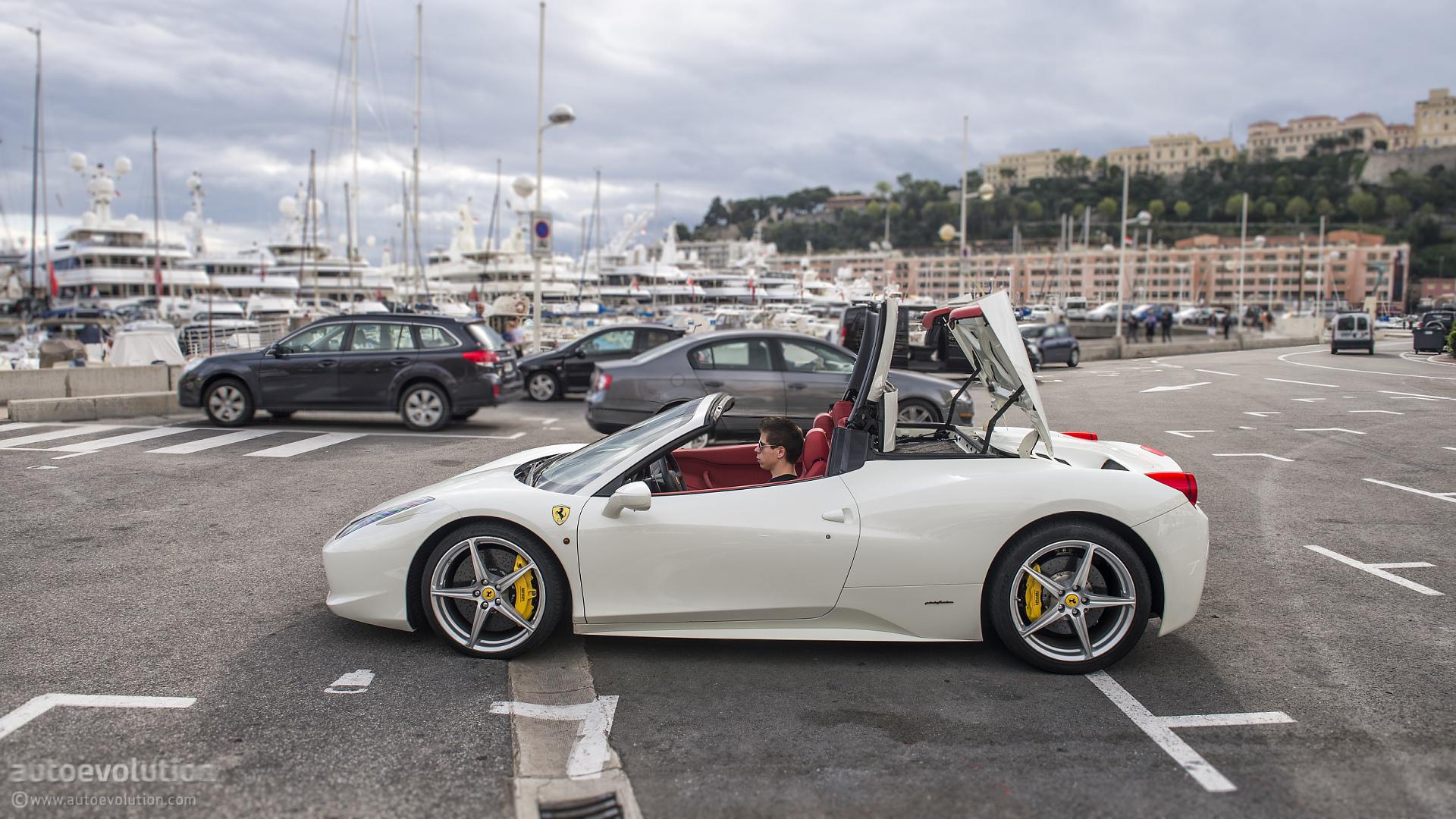 2012 wheelsandmore ferrari 458 spider images pictures and videos - Wheelsandmore Ferrari 458 Italia