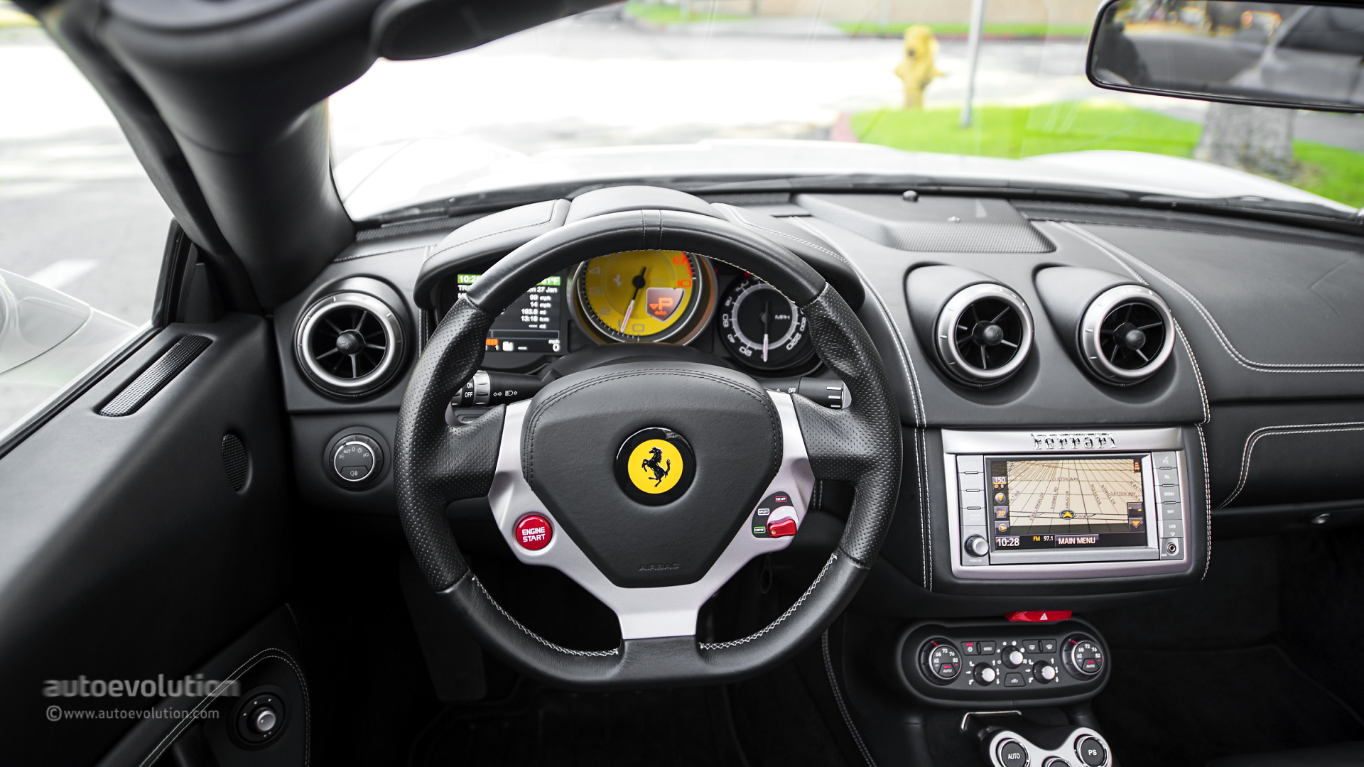 Ferrari California T >> FERRARI California Review - autoevolution