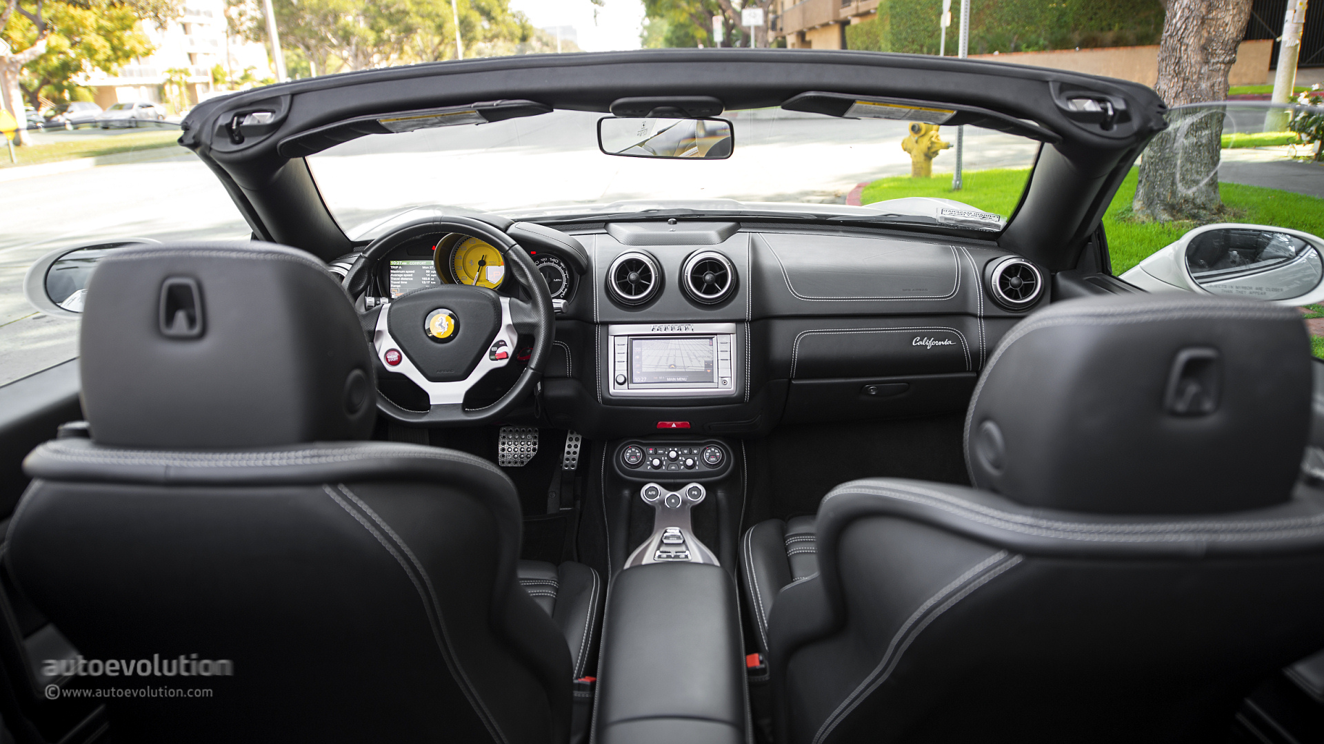 FERRARI California Review (Page 4) - autoevolution
