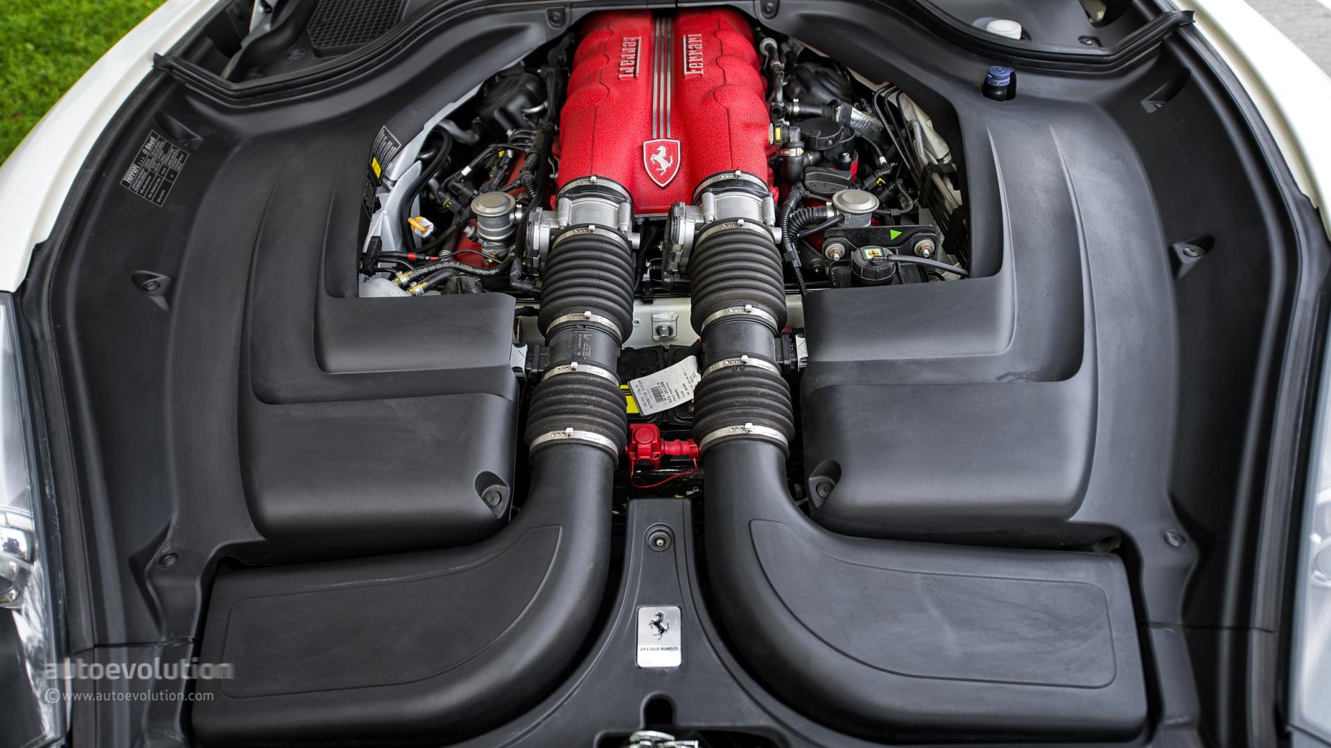 Ferrari California Review Autoevolution