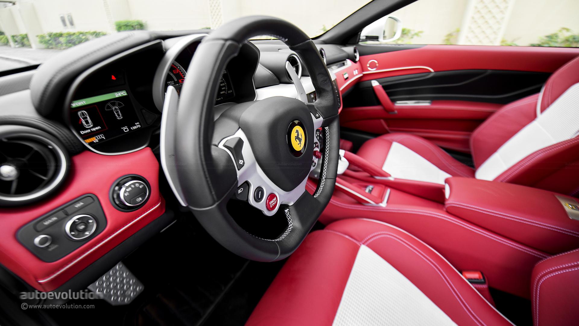 Ferrari Ff Red Interior | www.pixshark.com - Images ...