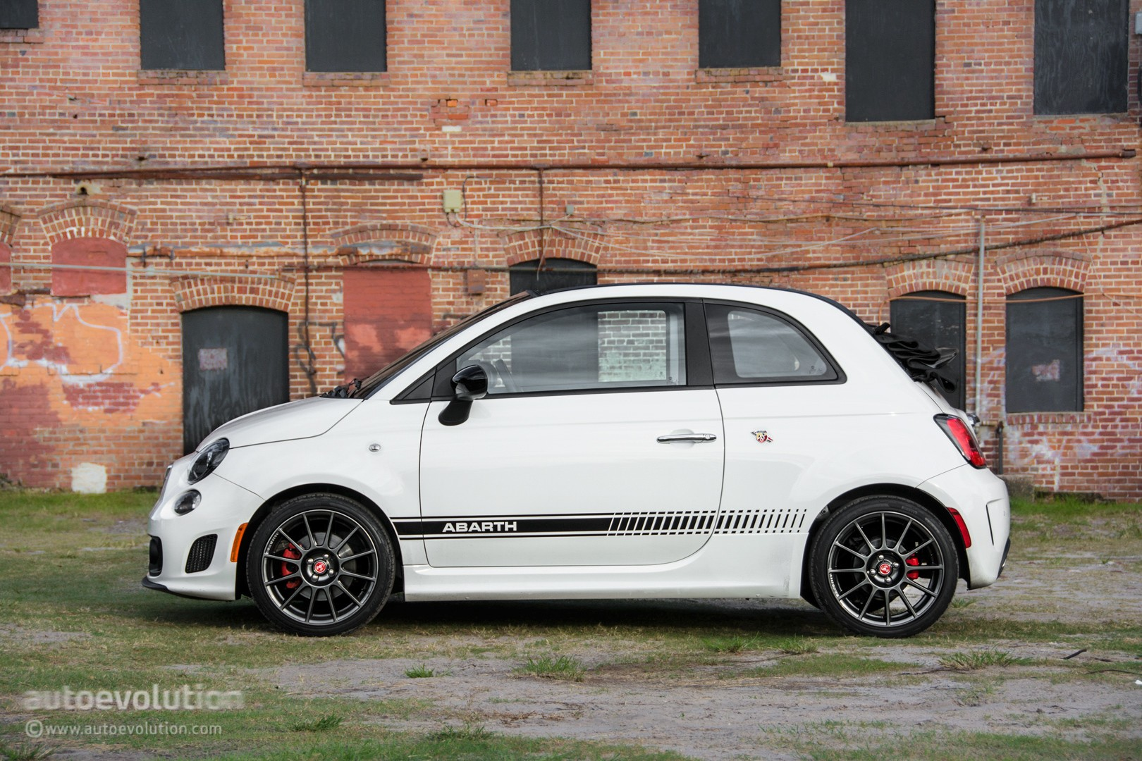2015 fiat 500c abarth review autoevolution. Black Bedroom Furniture Sets. Home Design Ideas