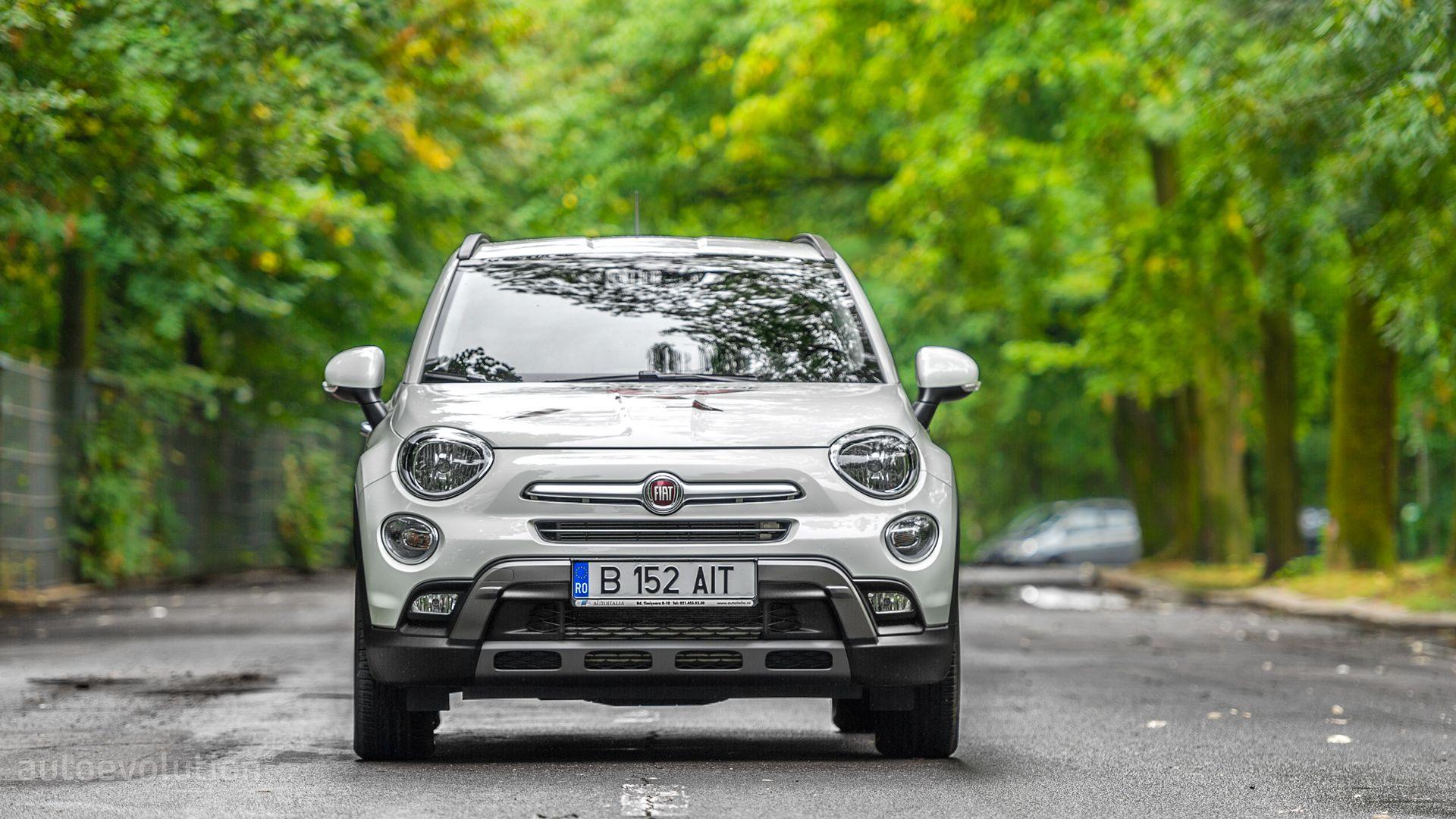 2016 Fiat 500X Review - autoevolution