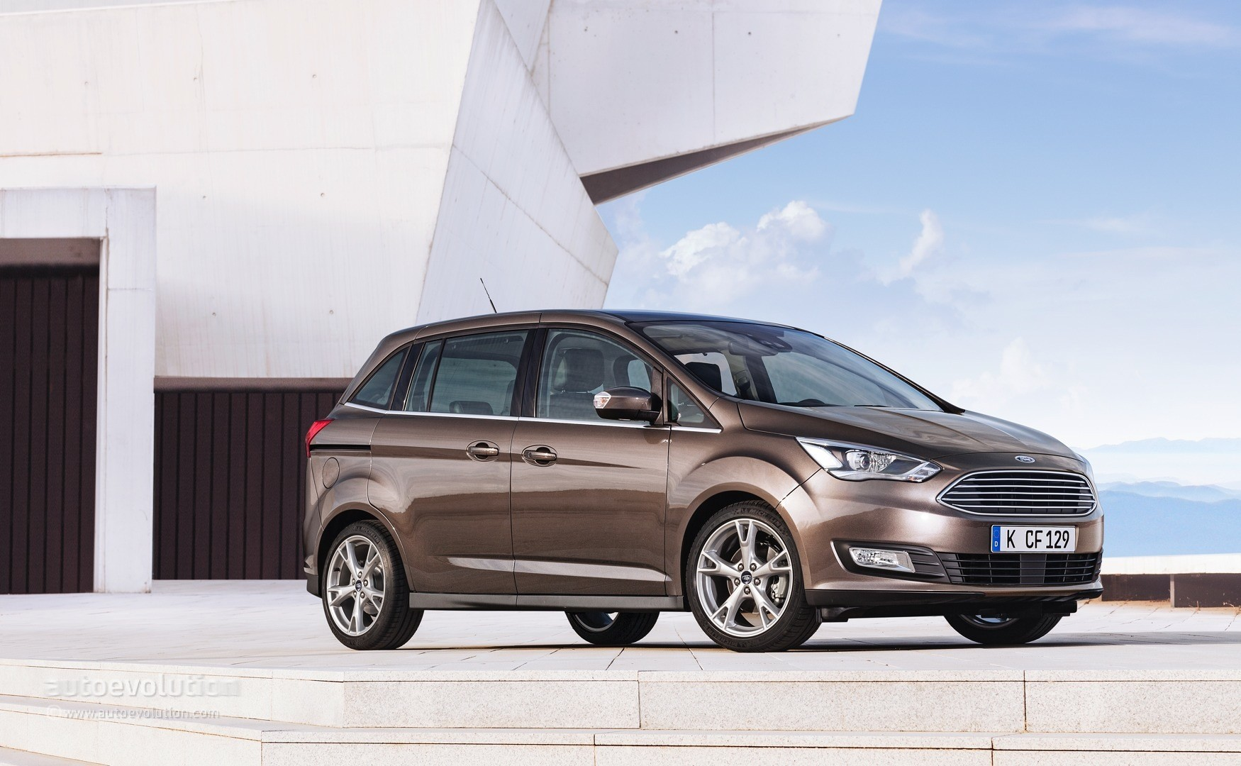 ford c max 2015 review