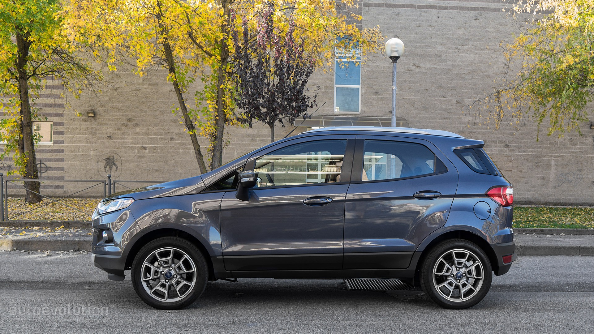 2016 Ford Ecosport 1 0 Ecoboost Review Autoevolution