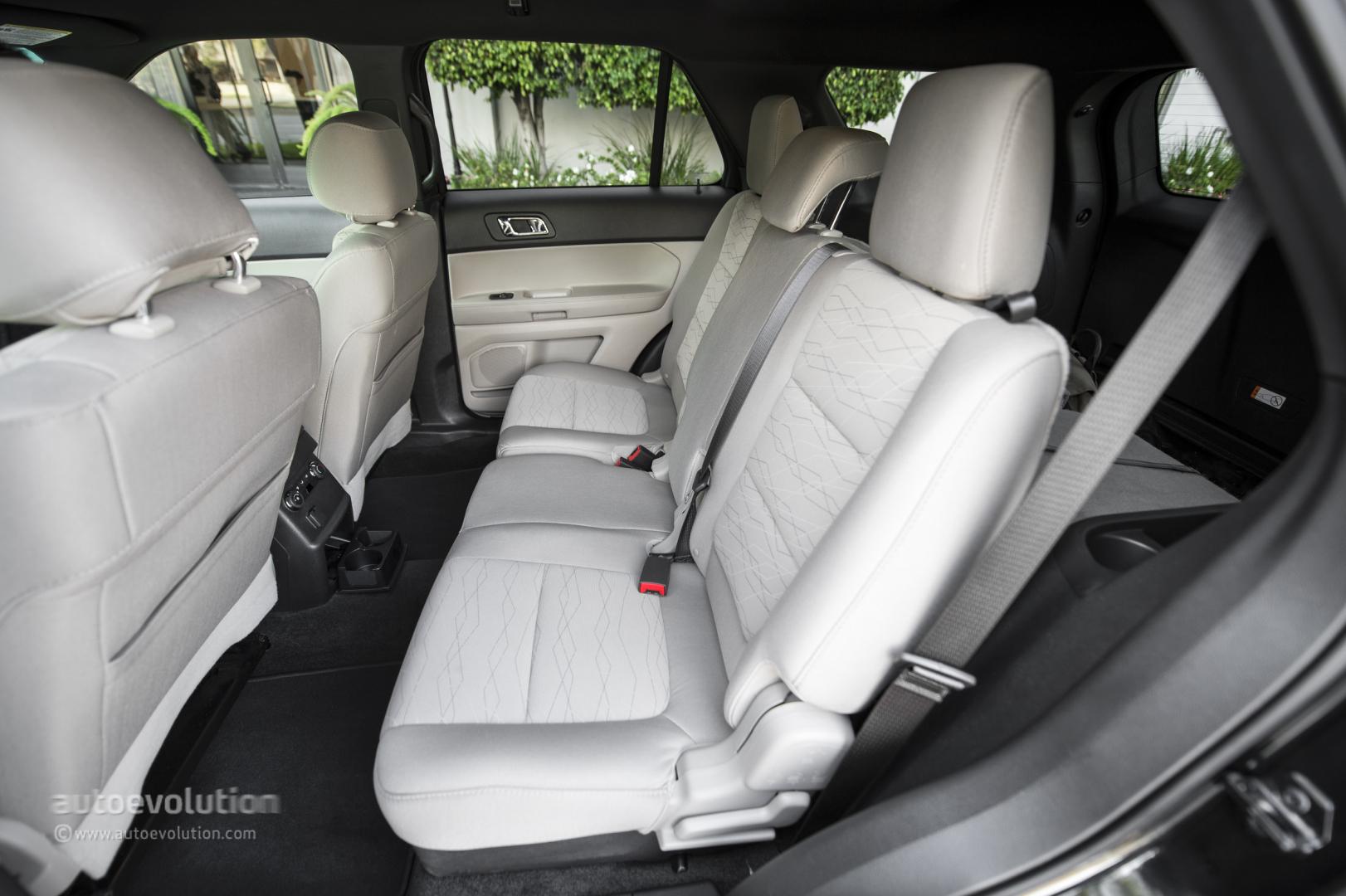 2014 Ford Explorer Review Autoevolution
