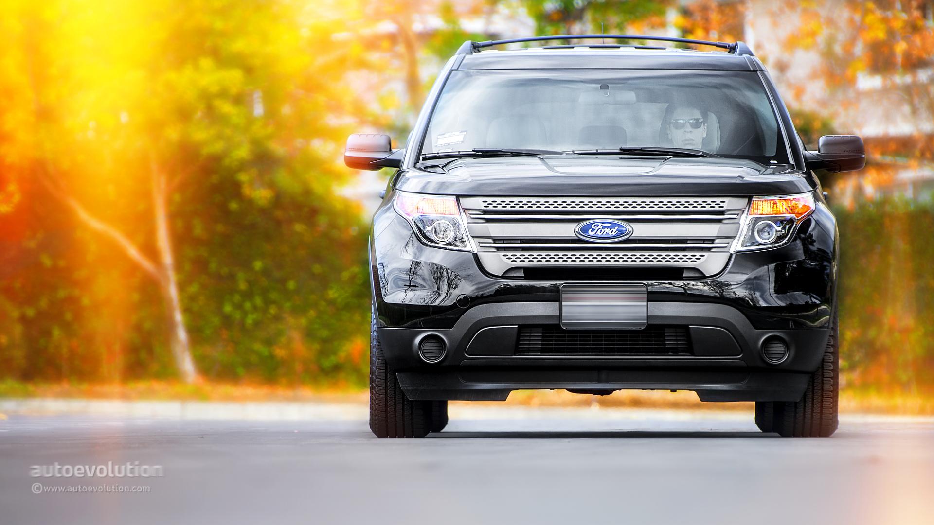 2014 FORD Explorer Review - autoevolution