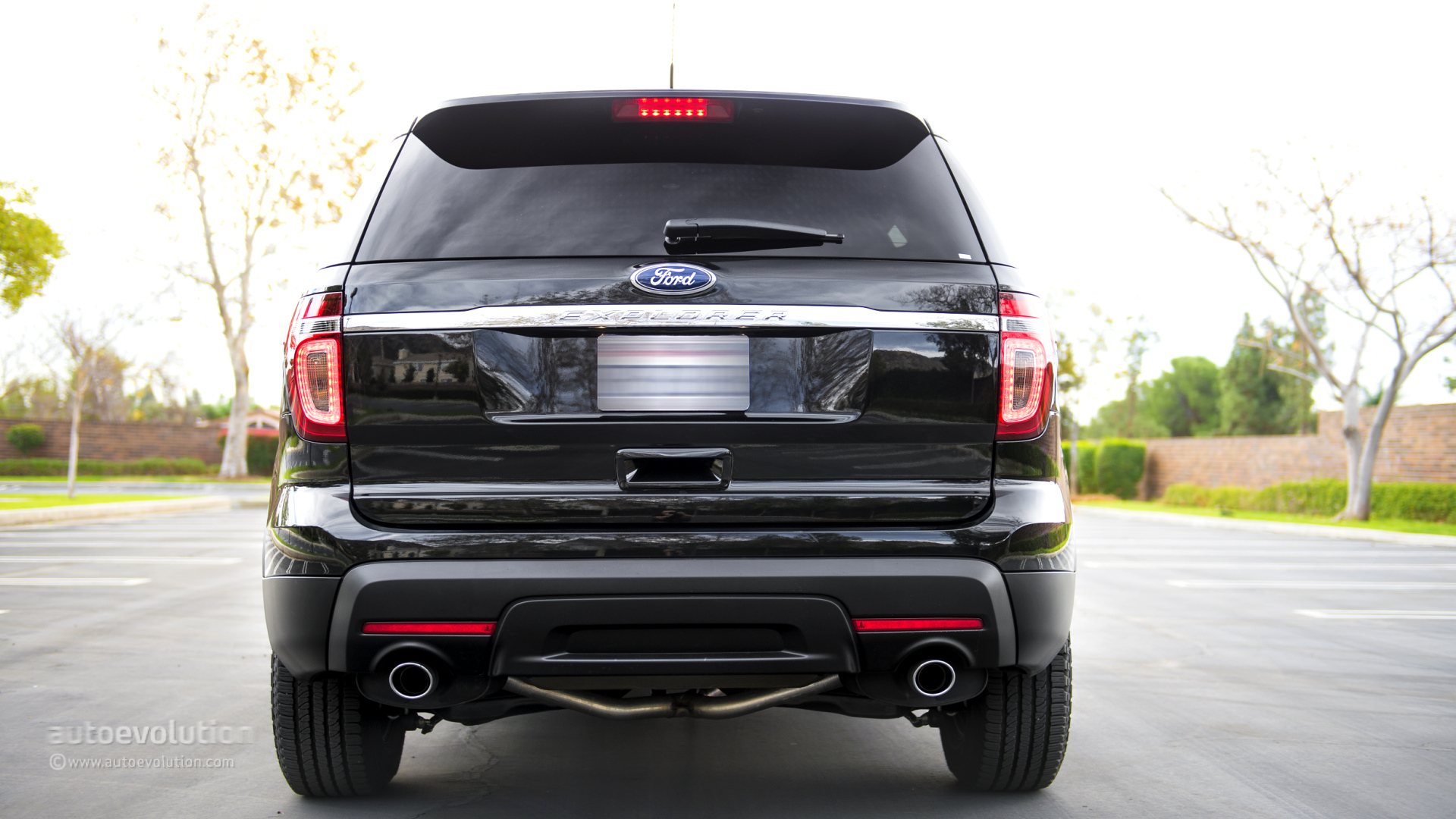 2014 Ford Explorer Review Autoevolution