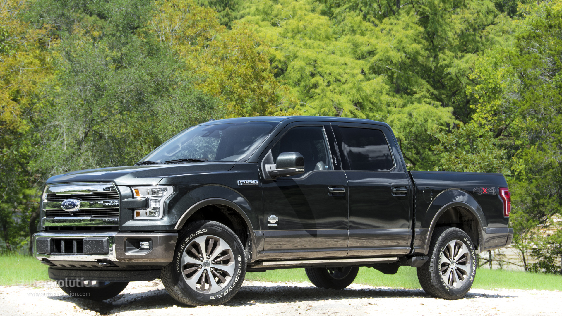 2015 FORD F150 Review  autoevolution