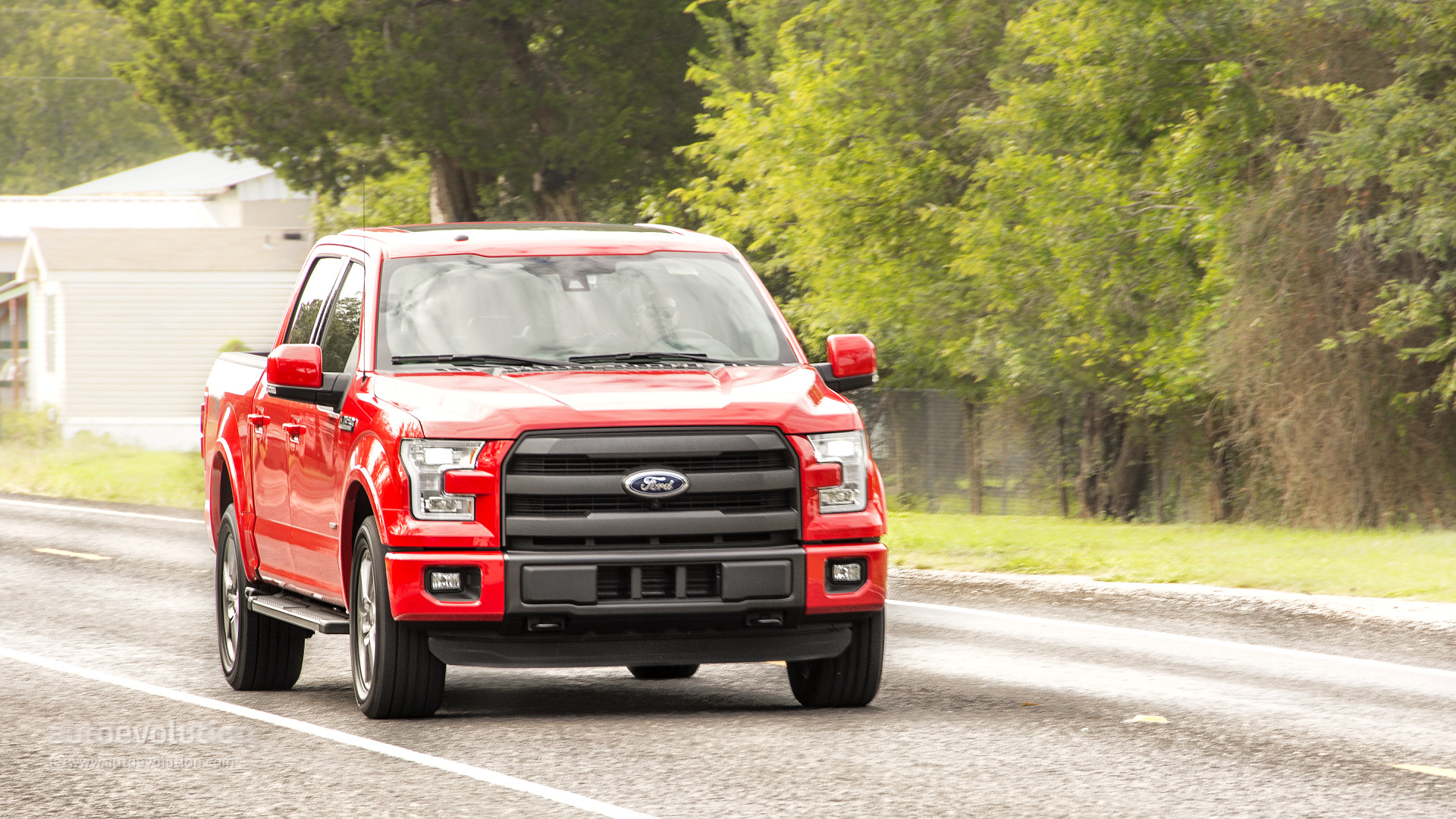 2015 Ford F 150 Hd Wallpapers Autoevolution