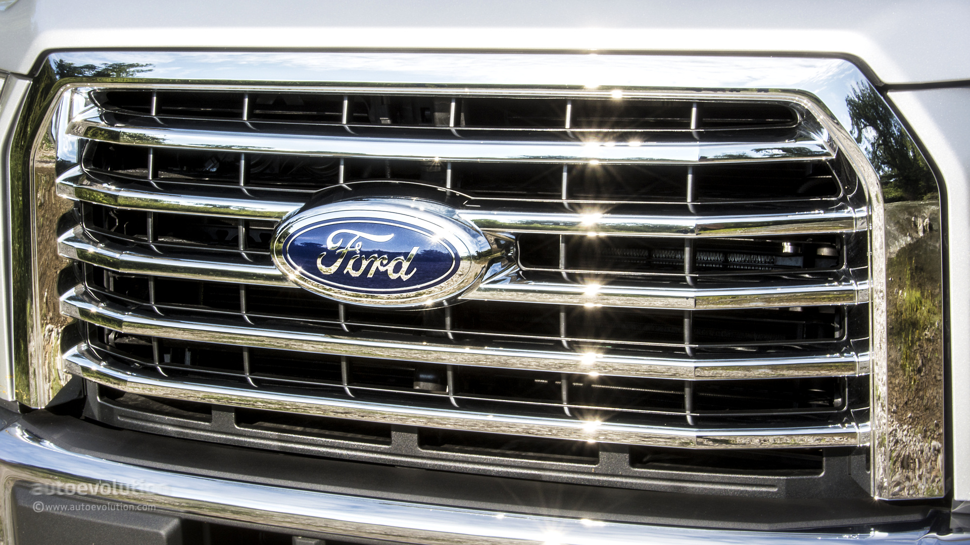 2015 FORD F-150 Review - autoevolution