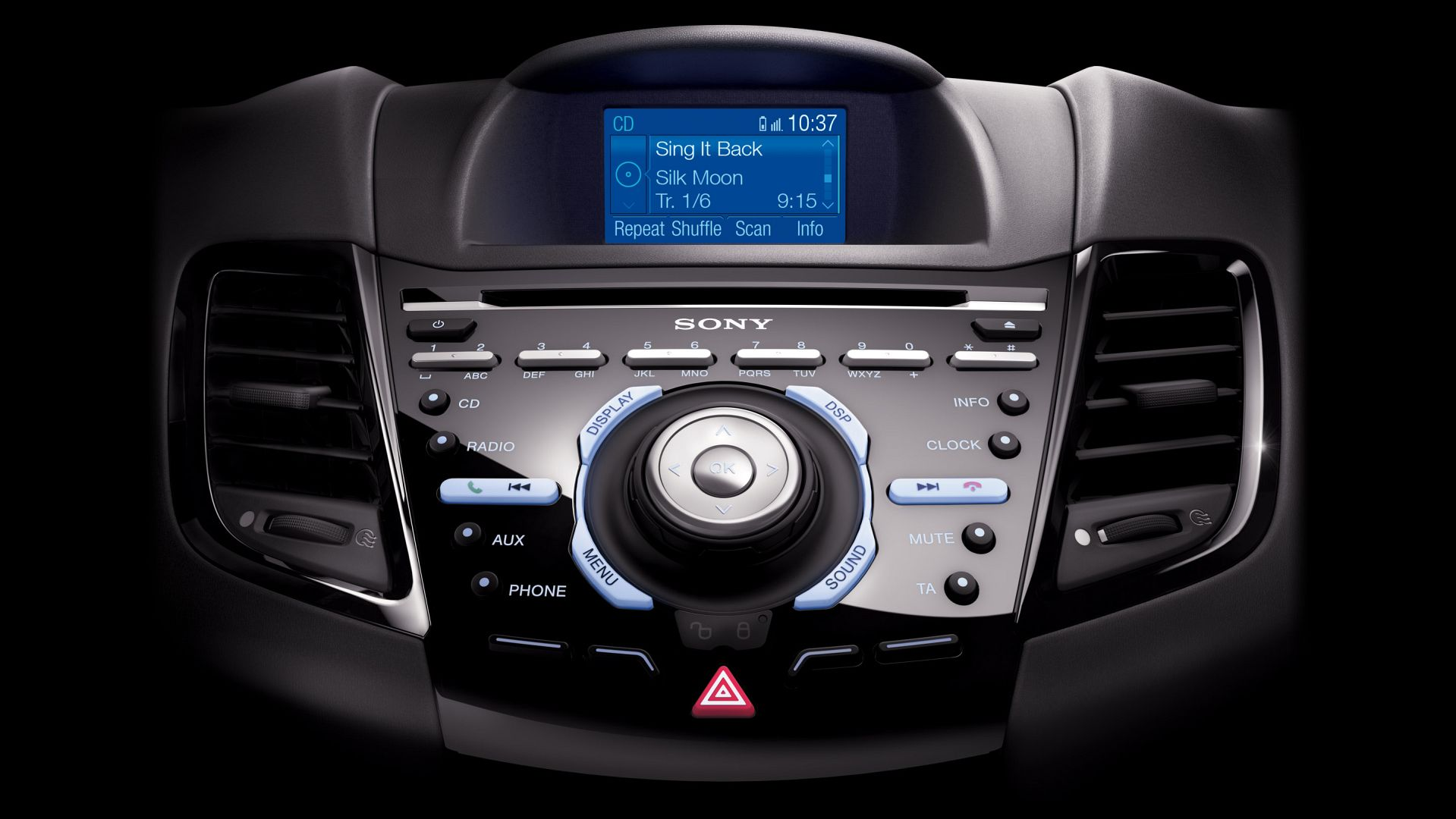 2014 FORD Fiesta ST Review - autoevolution Ford Sony Audio System Review on ford focus stereo system, 2012 ford focus audio system, ford jbl audio system, ford edge audio system, pioneer car system, sony car system,