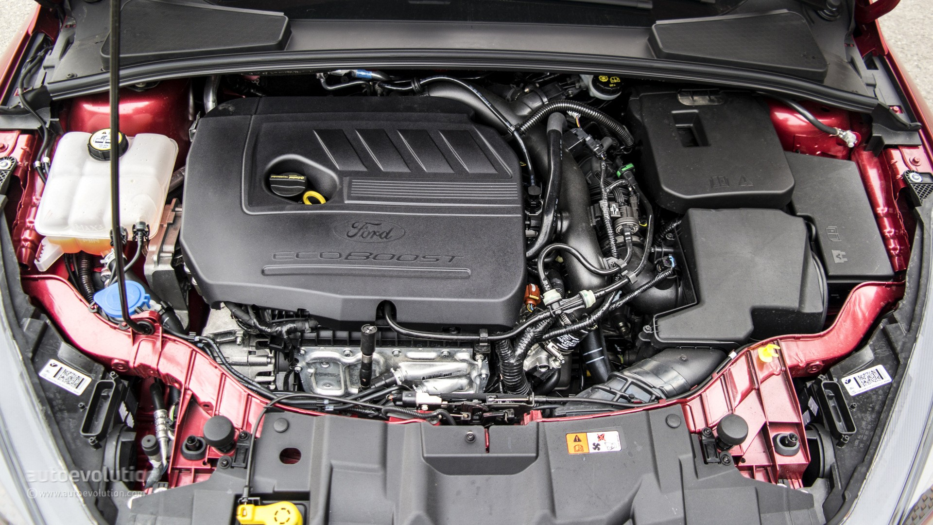 2015 Ford Focus Facelift Review Page 2 Autoevolution