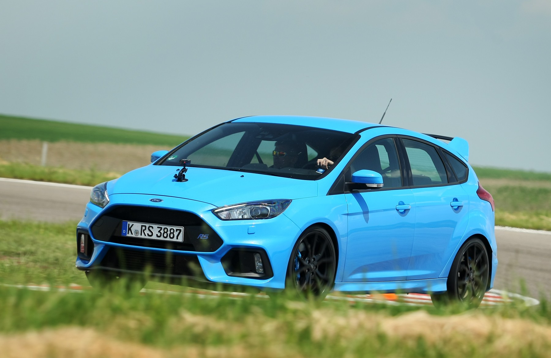 Focus Rs Review Car And Driver