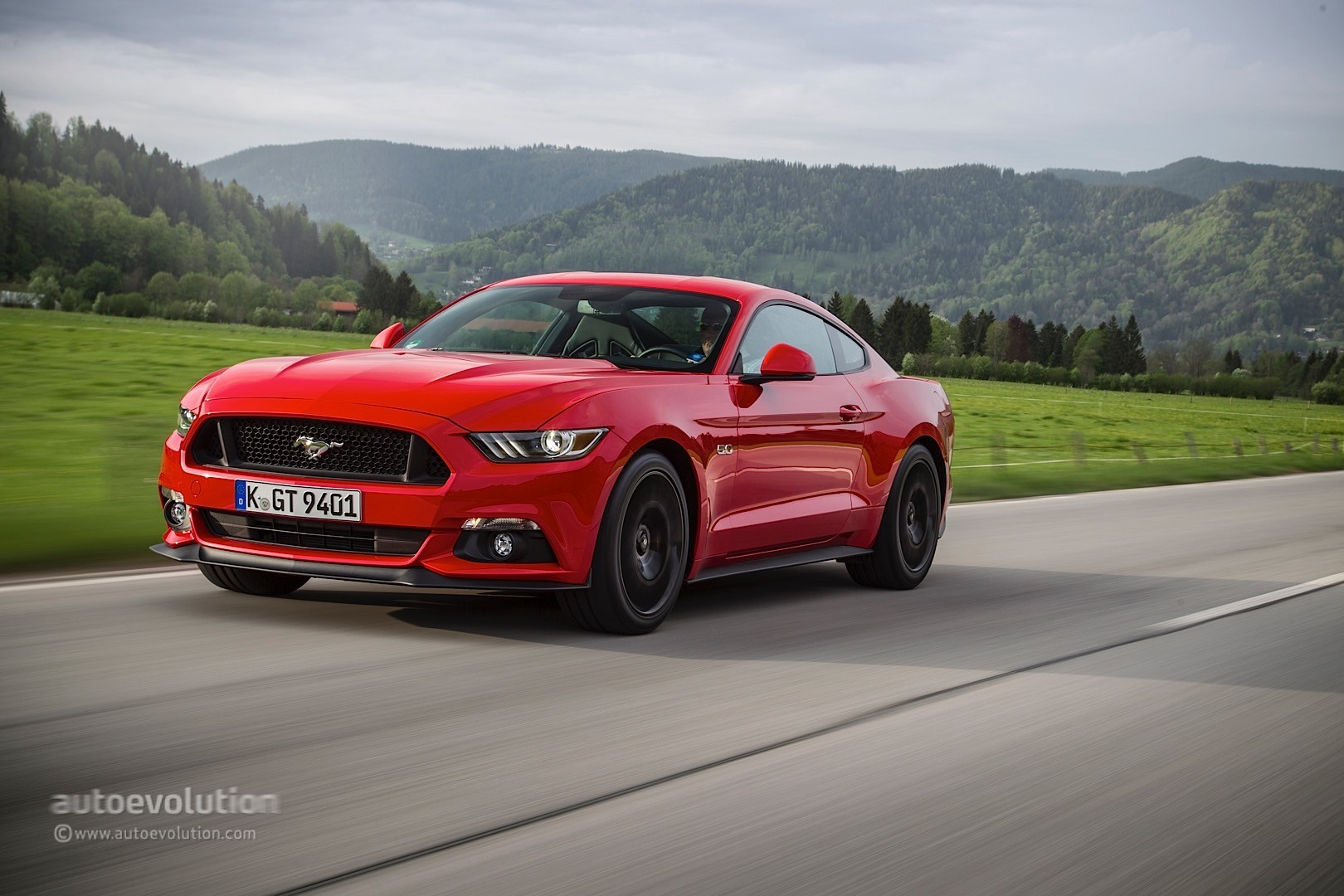 2018 Mustang Ecoboost >> 2015 Ford Mustang Review - autoevolution