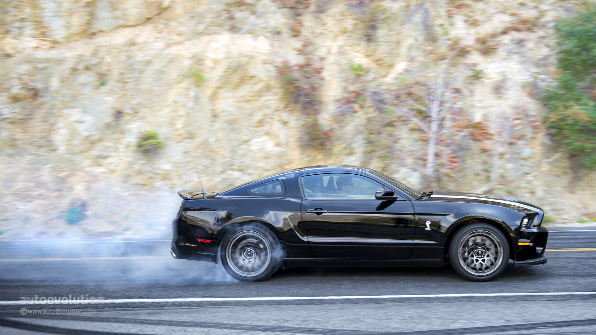 2014 Ford Mustang Shelby GT500 Review - autoevolution