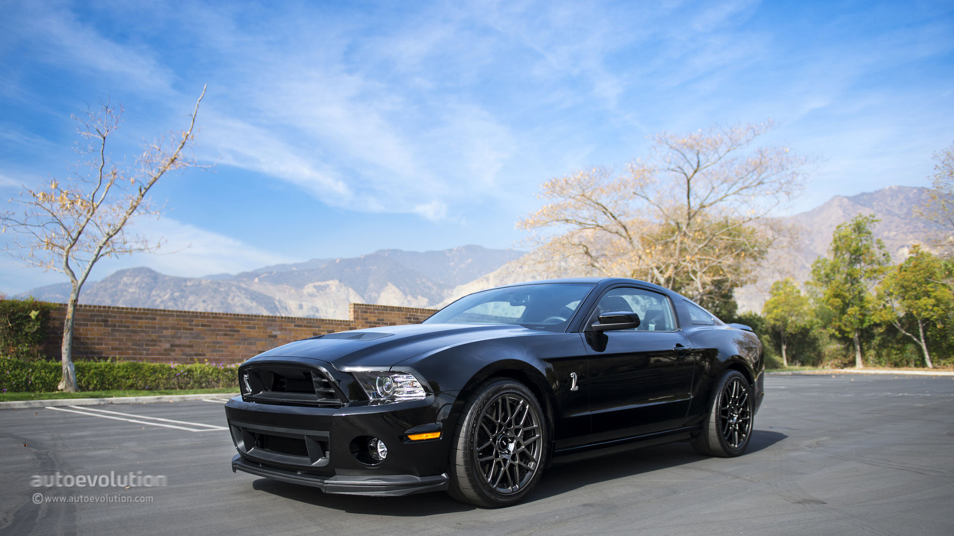 2014 ford mustang shelby gt500 review page 2 autoevolution. Black Bedroom Furniture Sets. Home Design Ideas