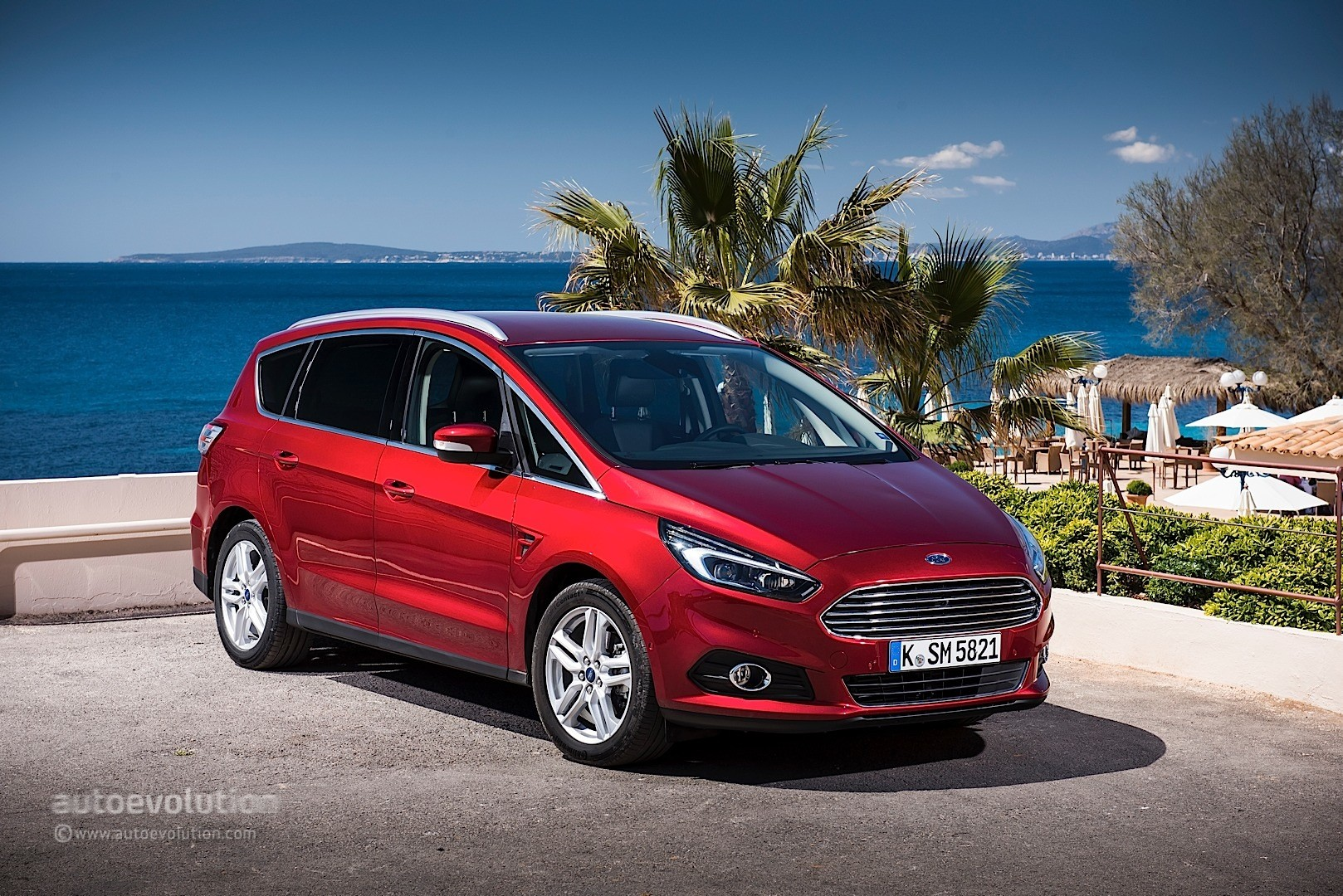 2015 Ford S Max Review Autoevolution