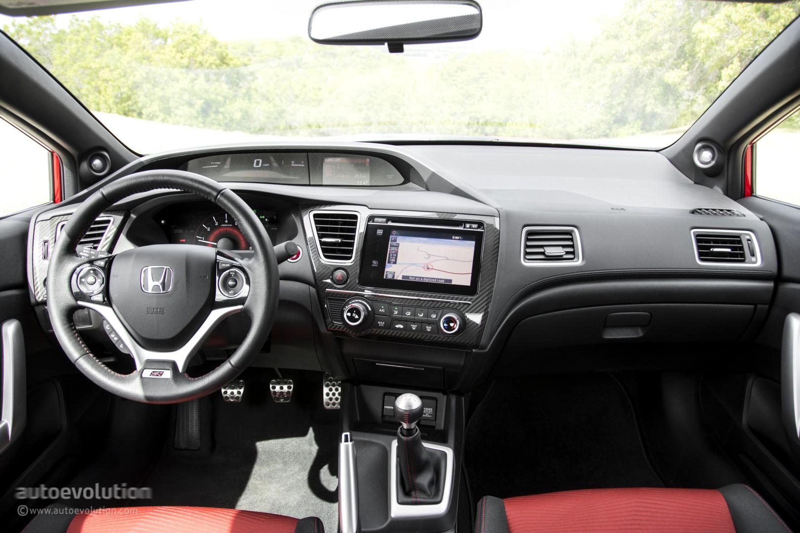 2015 Honda Civic Si Coupe Review - autoevolution
