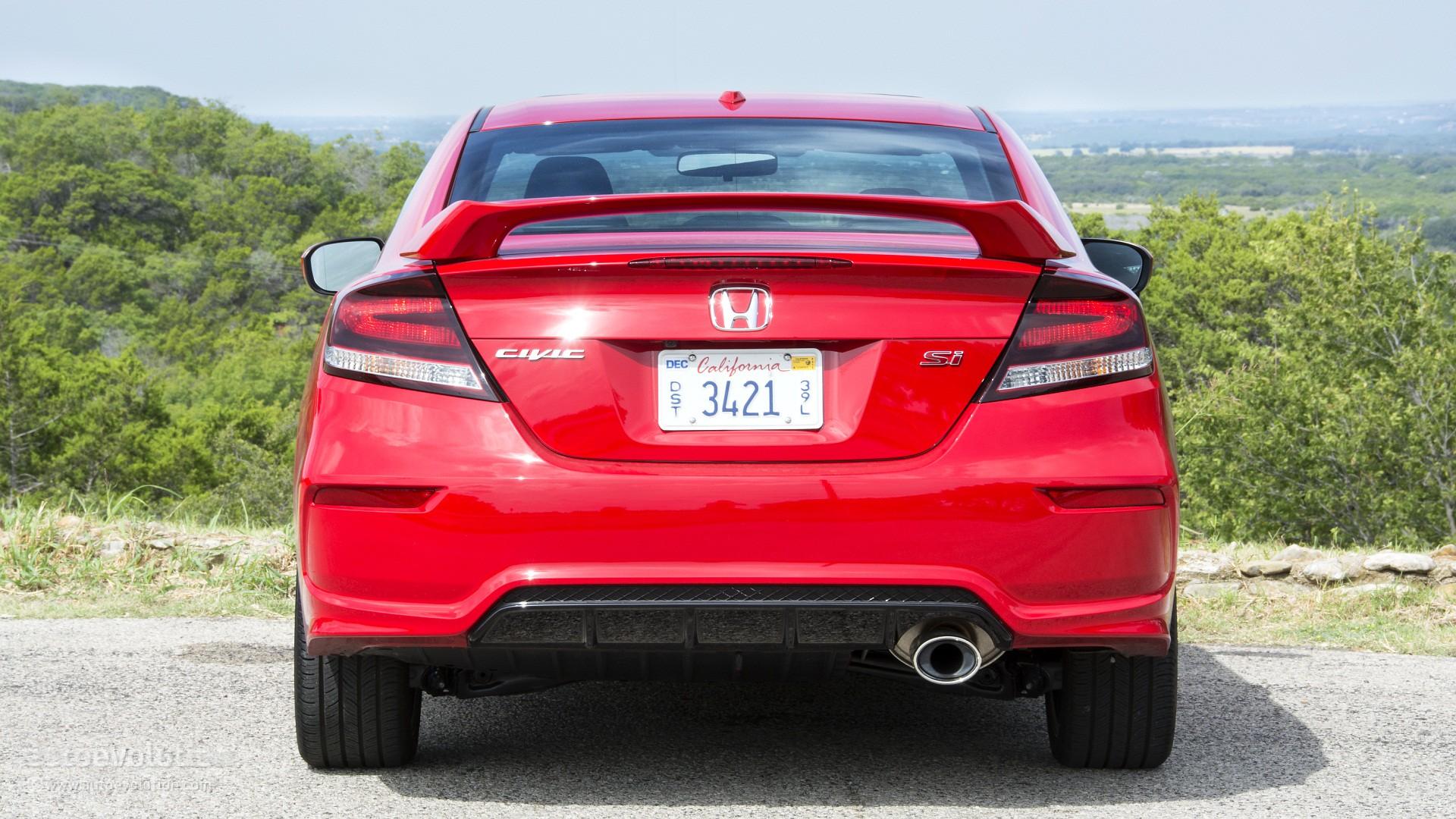 2015 Honda Civic Si Coupe Review  autoevolution