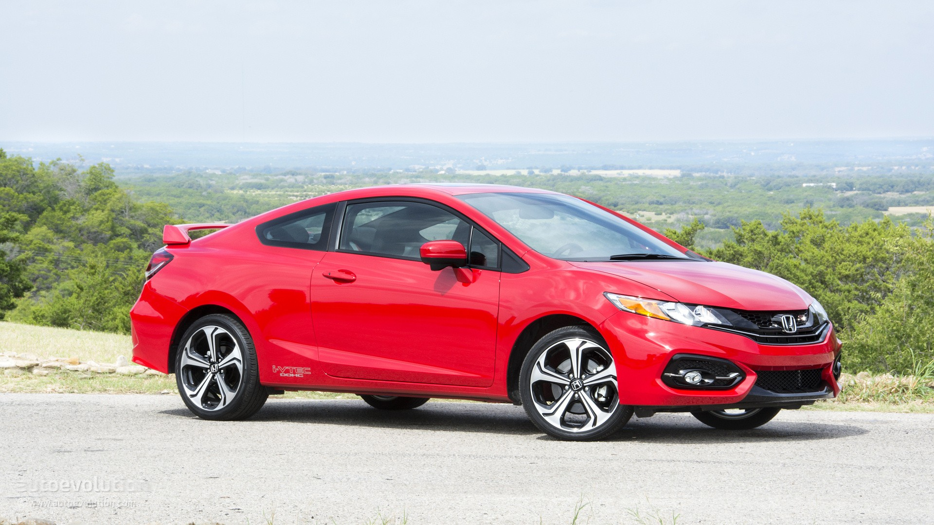 2015 honda civic si coupe review autoevolution for Si honda civic