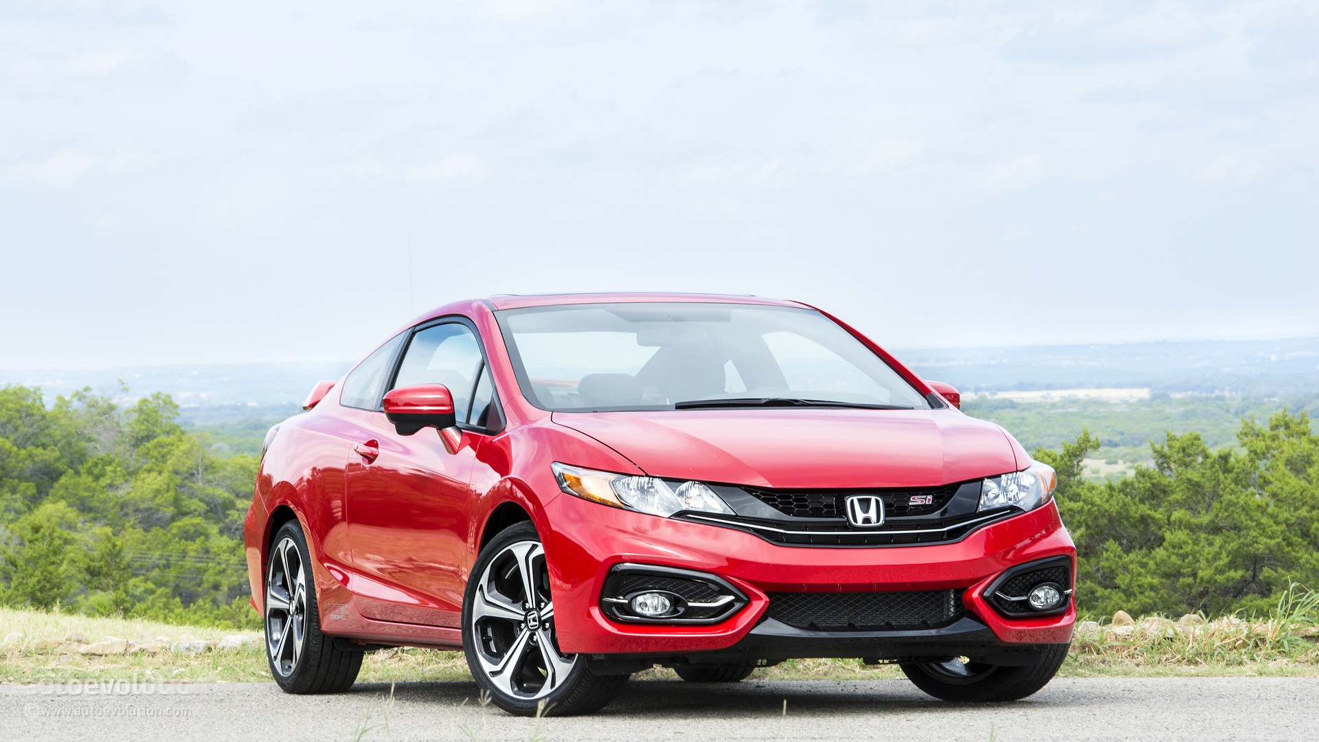 2015 honda civic si coupe review autoevolution. Black Bedroom Furniture Sets. Home Design Ideas