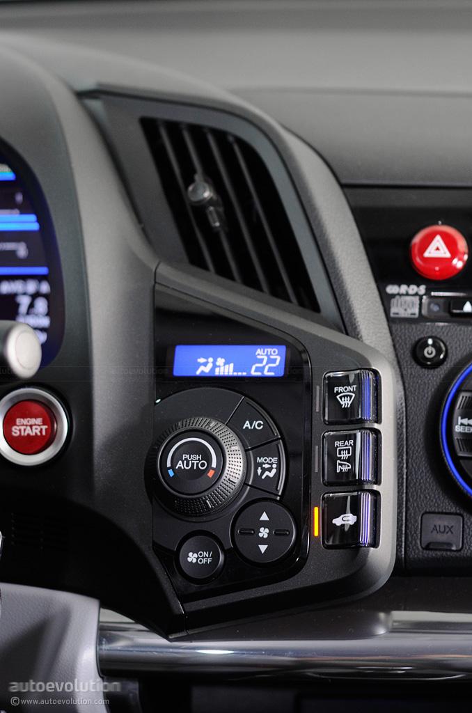 Honda Cr Z Interior Automatic
