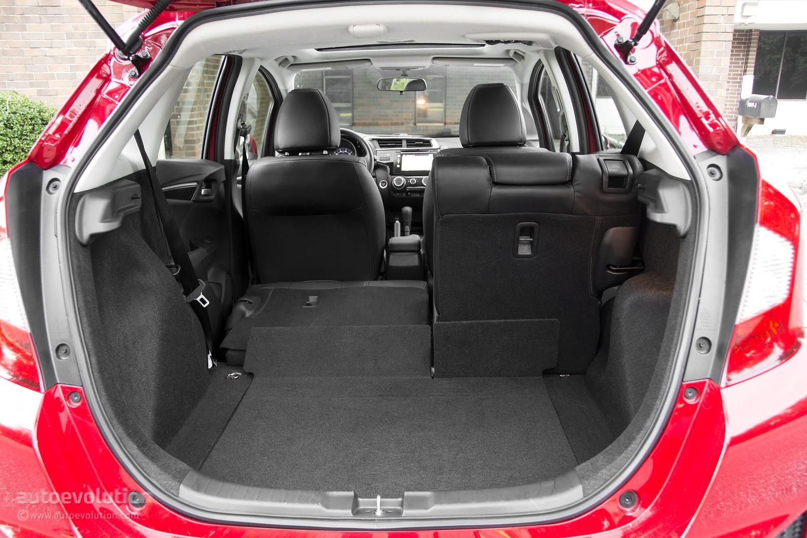 Honda Fit Interior Dimensions 2008