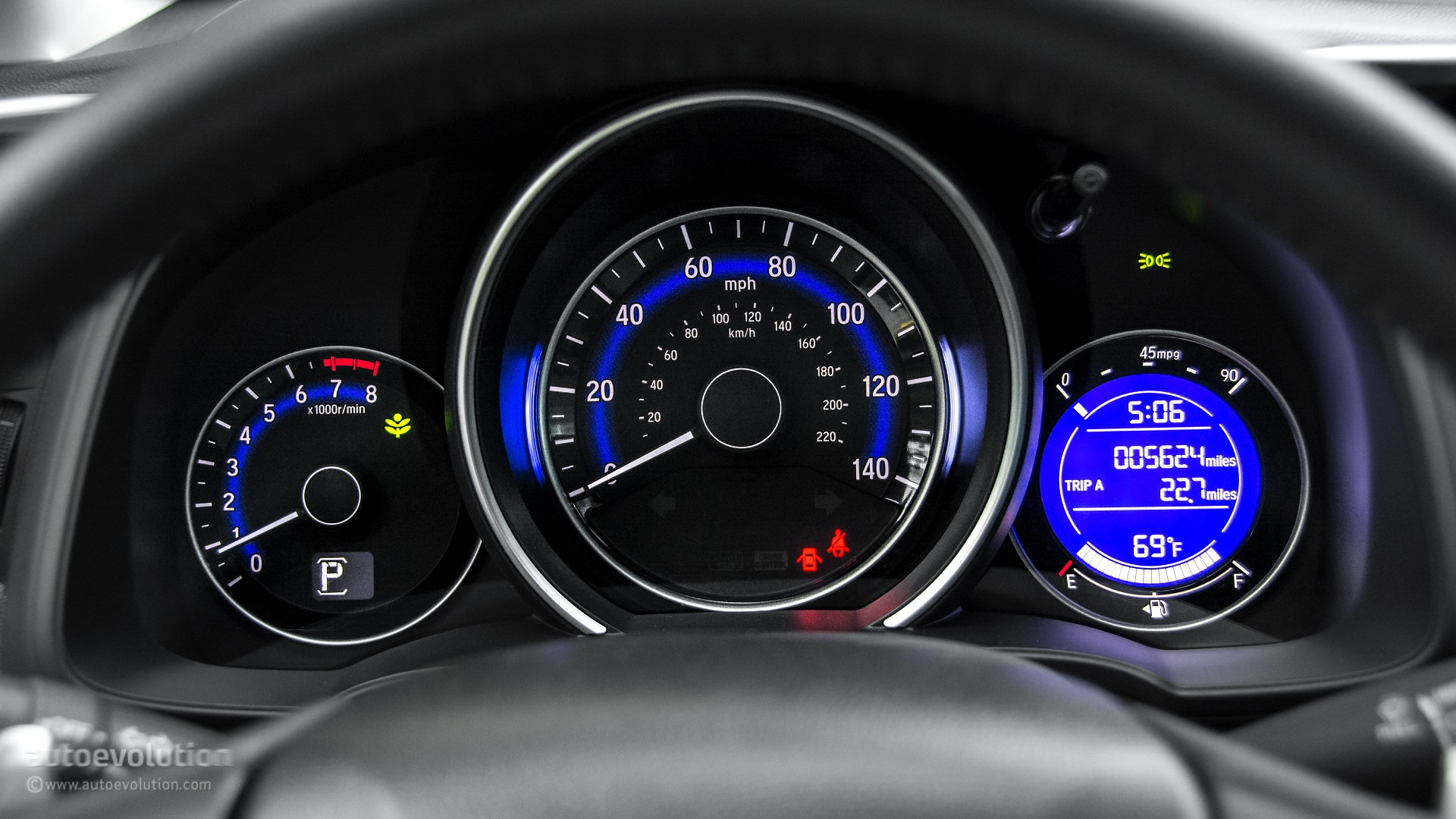 2015 Honda Fit Review - autoevolution