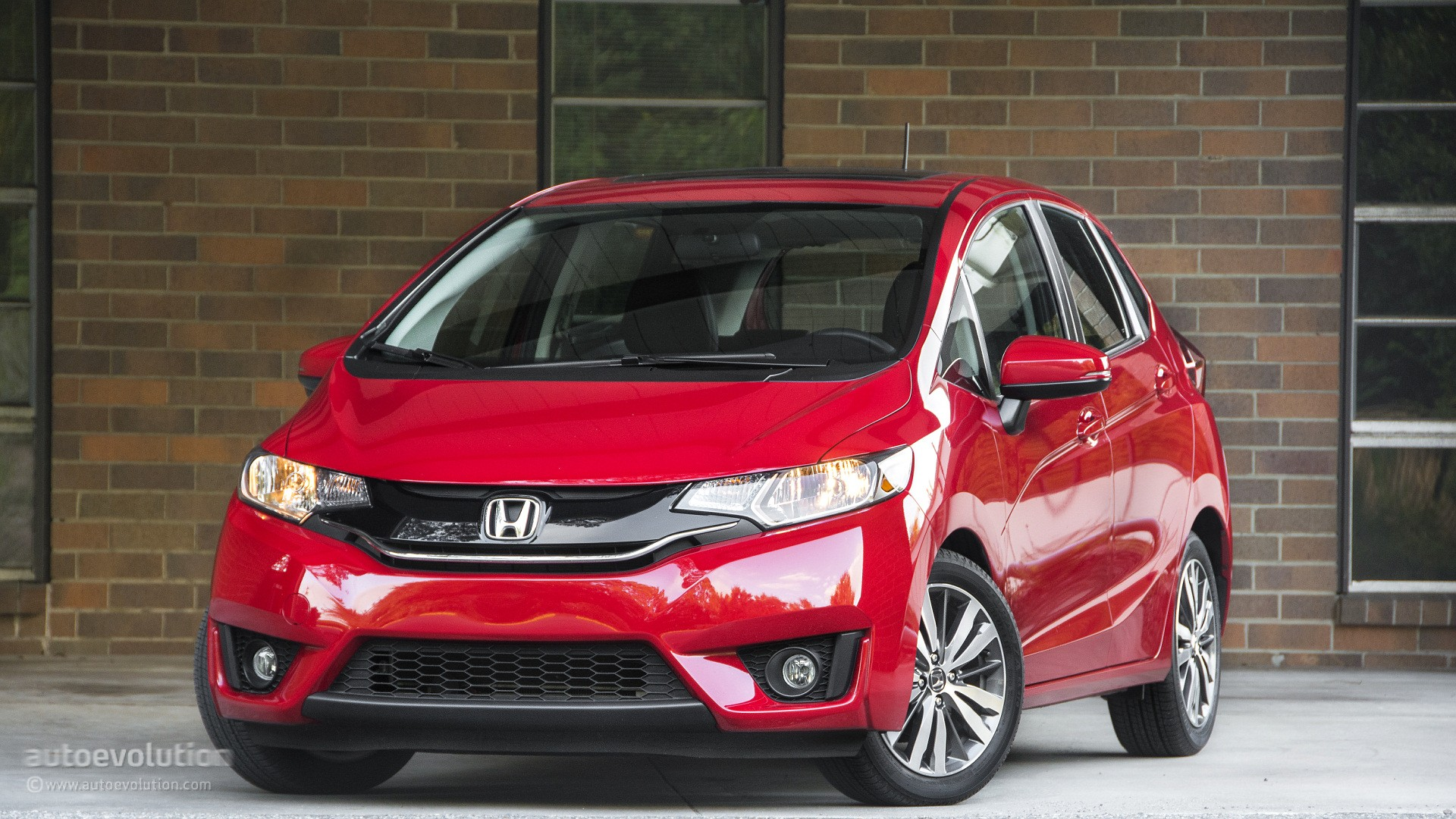 Honda fit review 2015